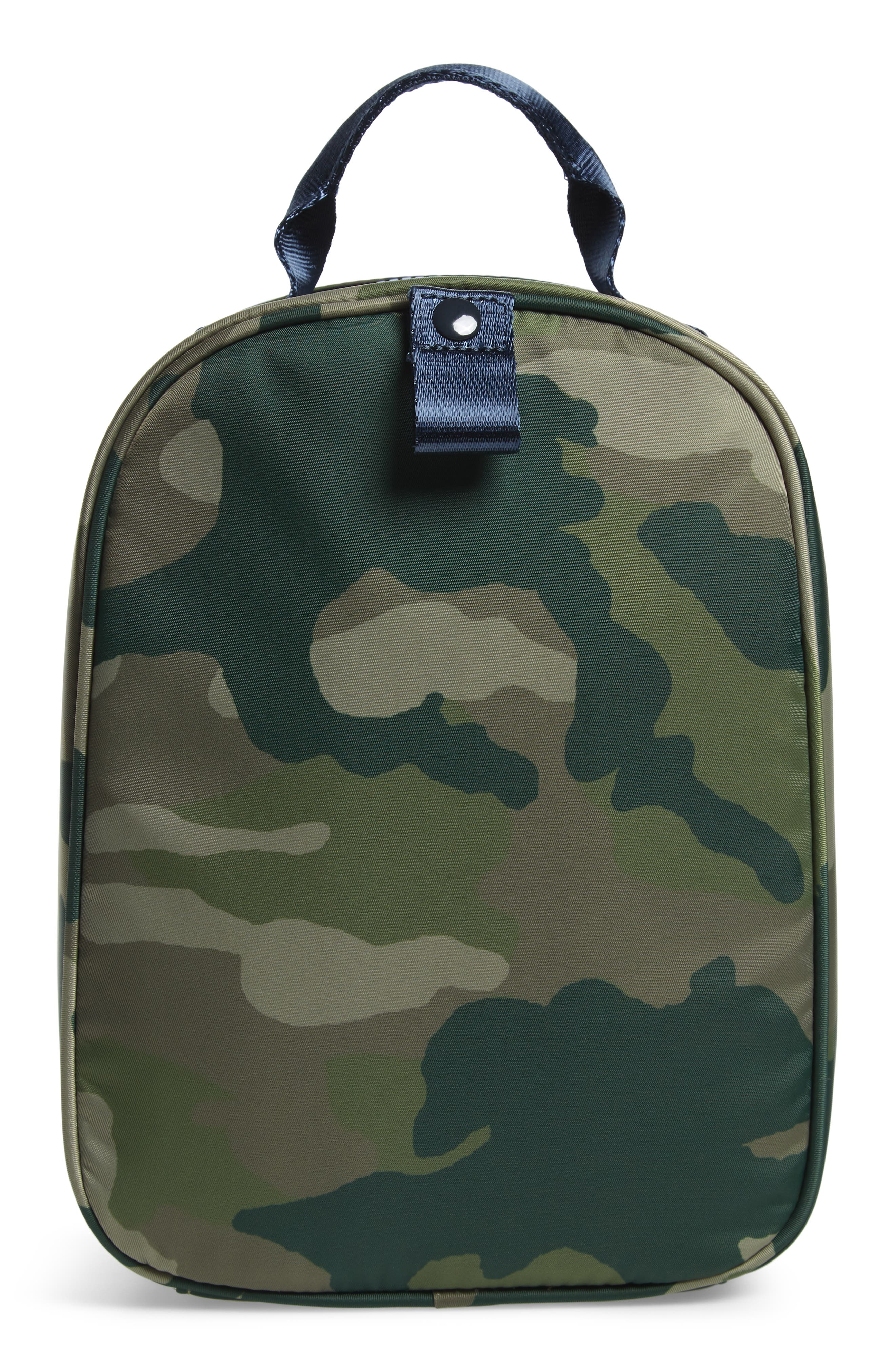 Camo Print Lunch Box,                             Alternate thumbnail 2, color,                             300
