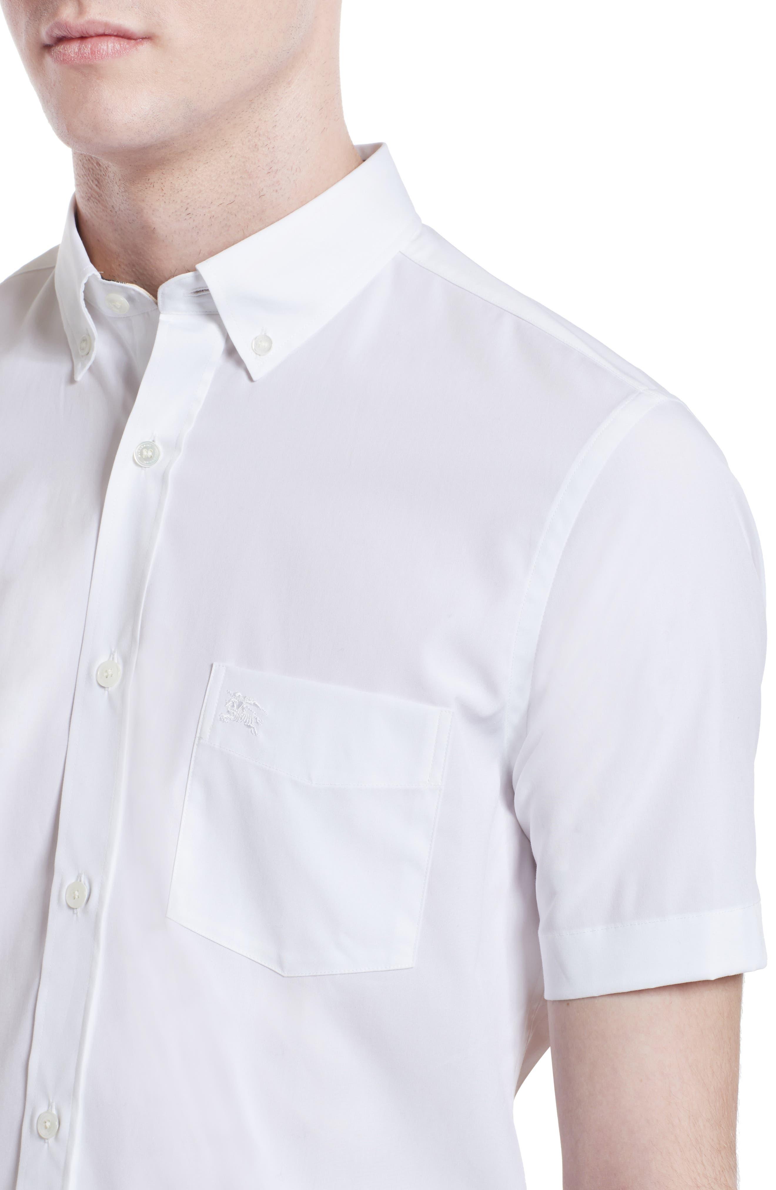 Cambridge Aboyd Sport Shirt,                             Alternate thumbnail 4, color,                             100