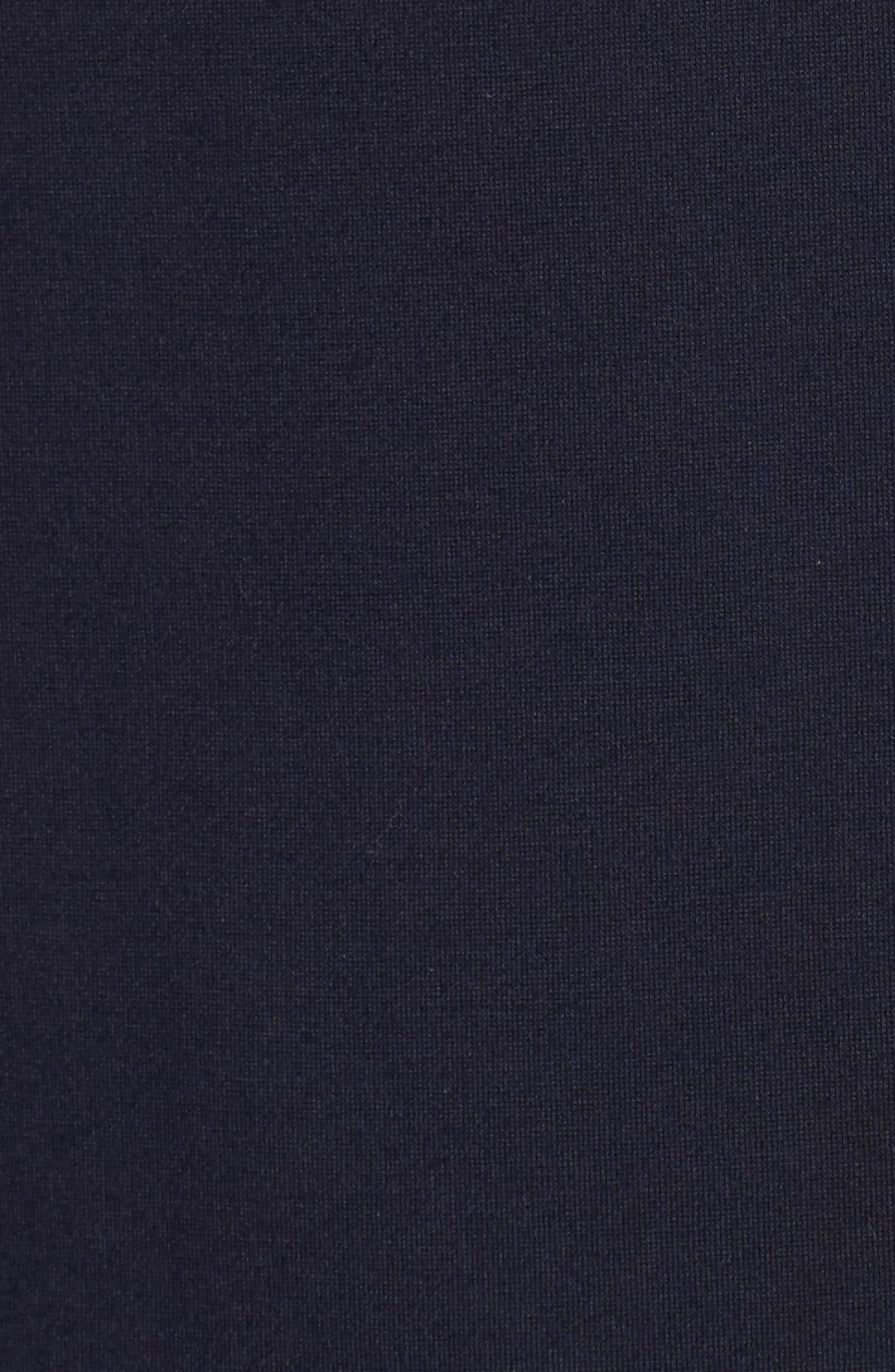 Brie Double Knit Shift Dress,                             Alternate thumbnail 10, color,
