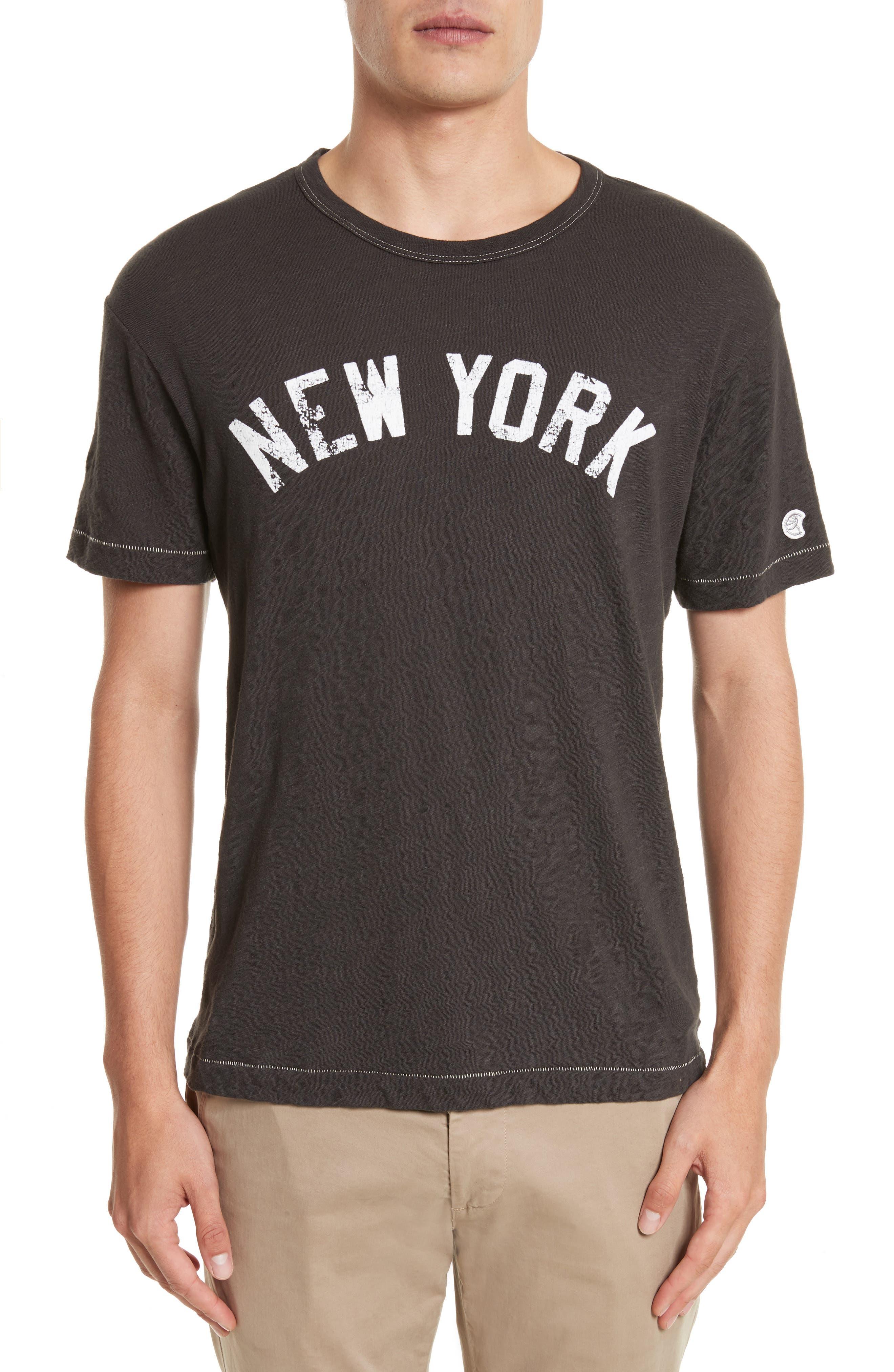 New York T-Shirt,                             Main thumbnail 1, color,                             001