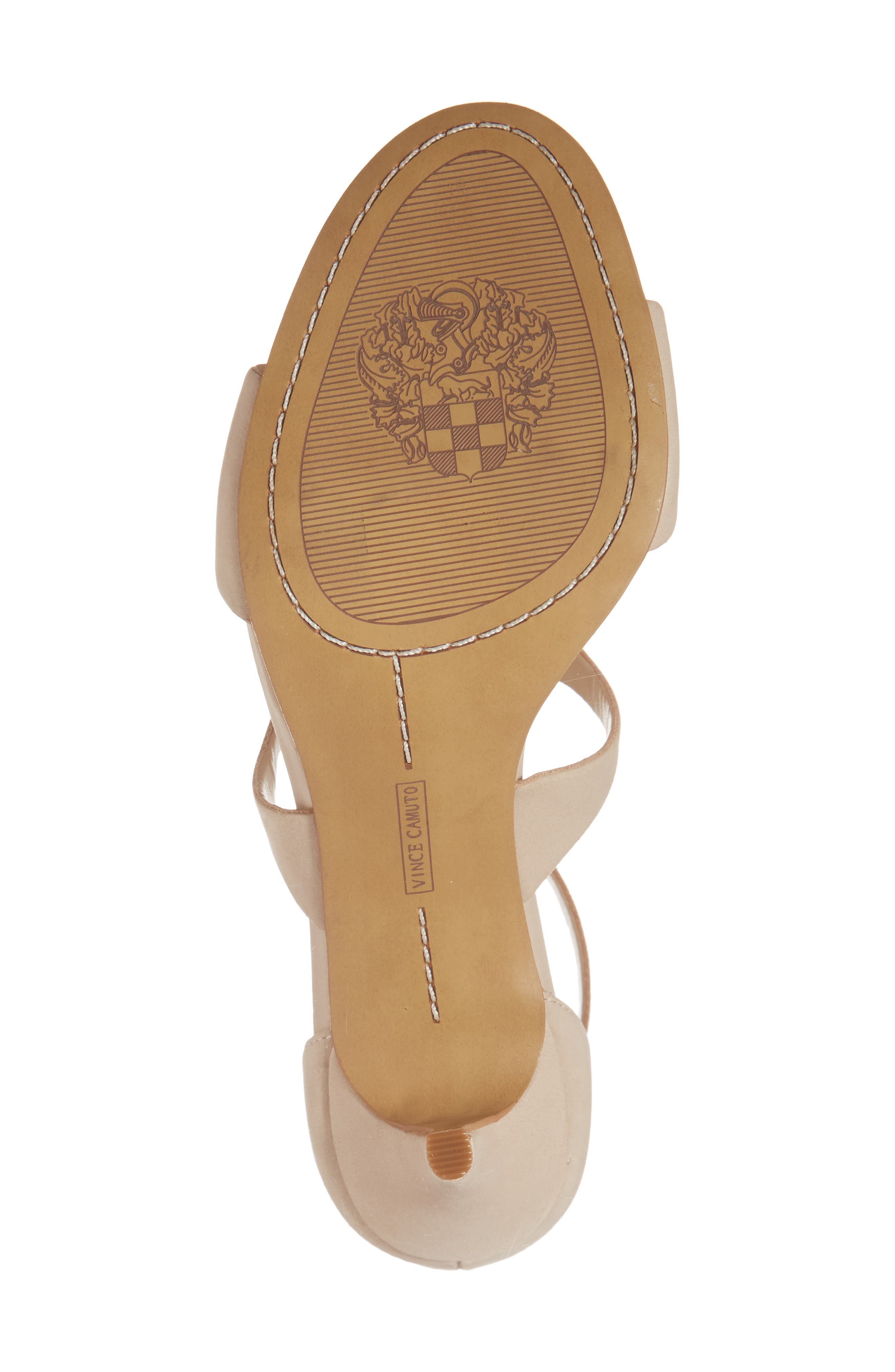 Payto Sandal,                             Alternate thumbnail 6, color,                             NUDE LEATHER