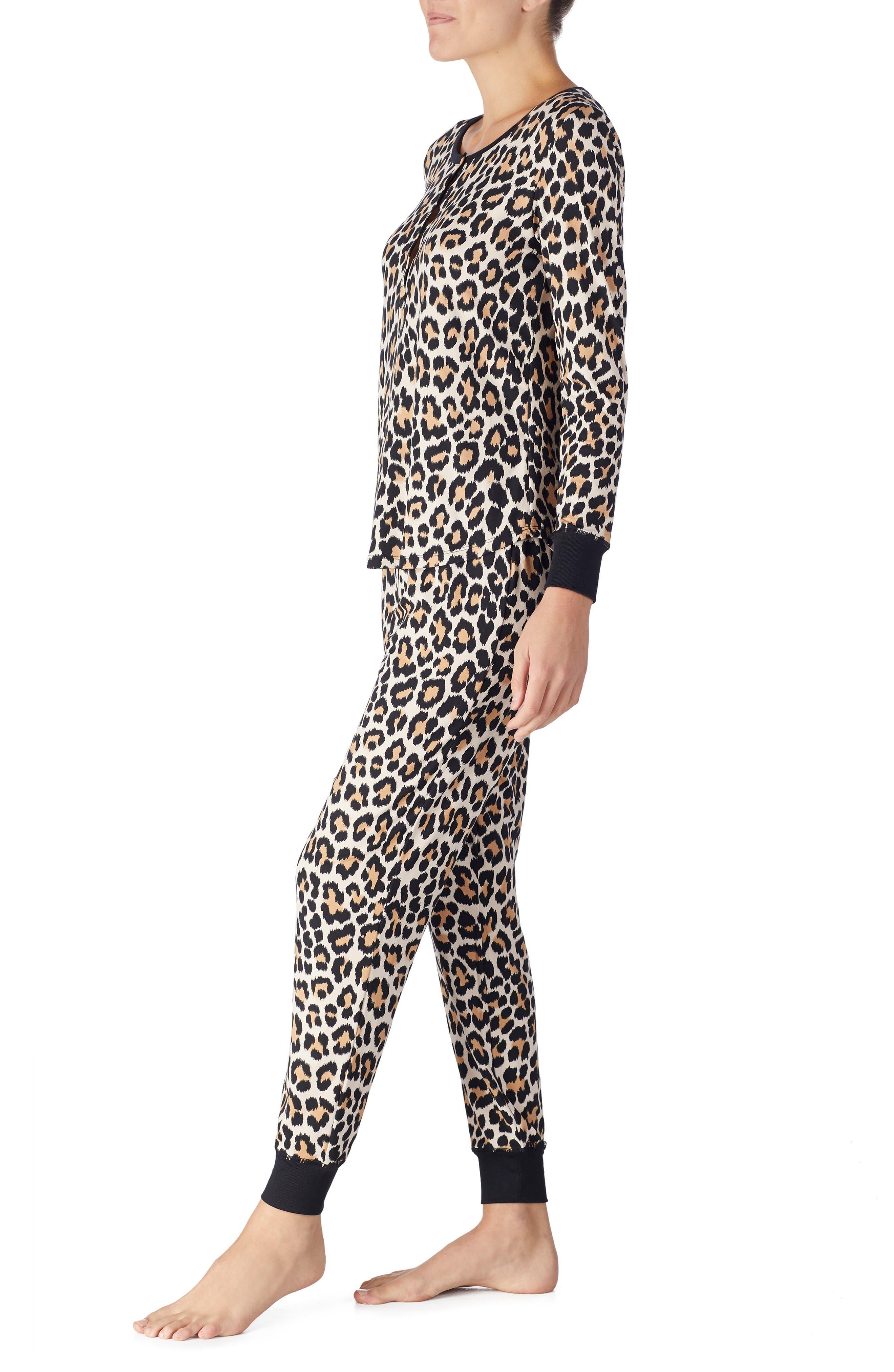 jogger long pajamas,                             Alternate thumbnail 3, color,                             209