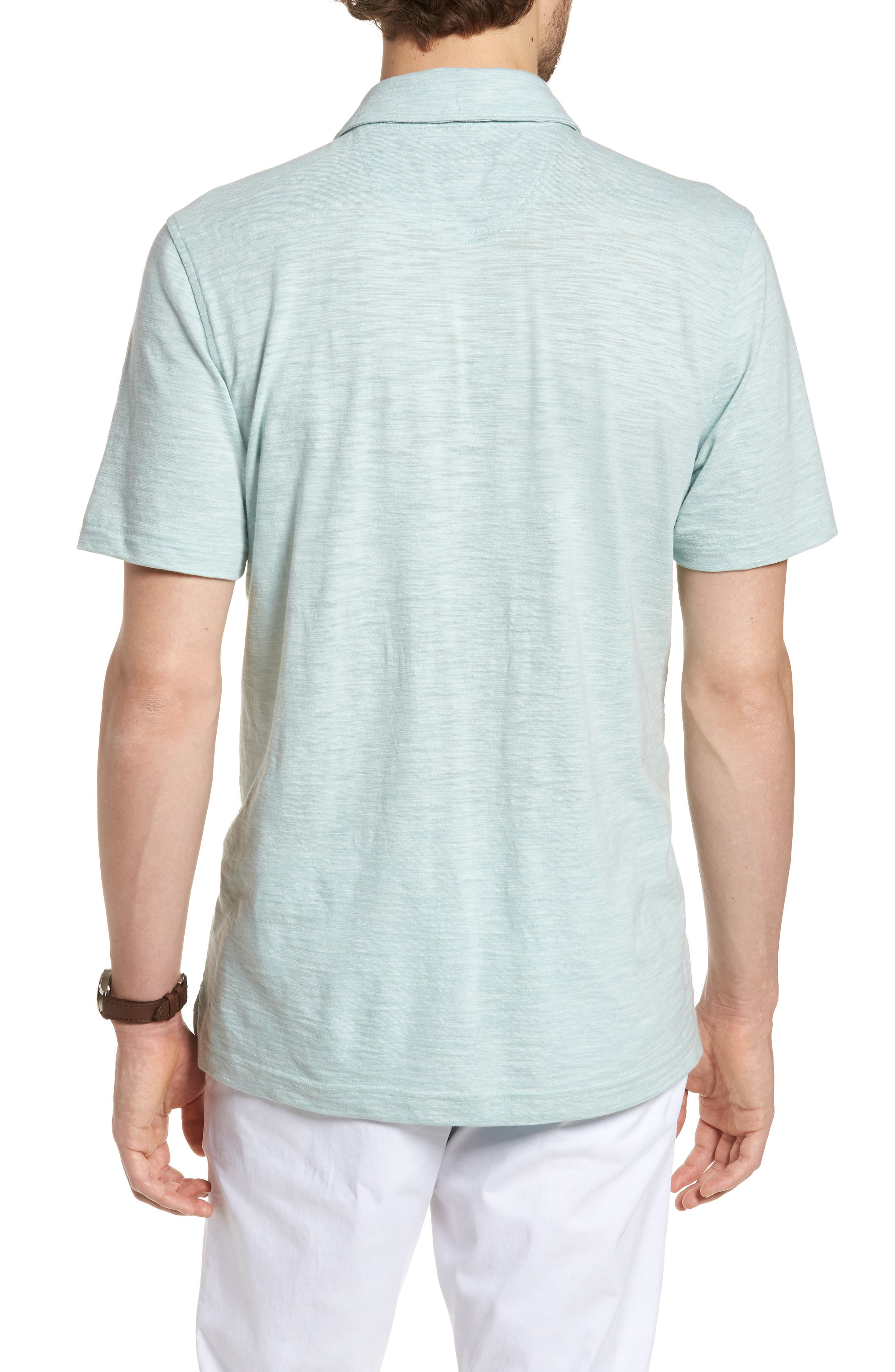 Space Dyed Pocket Polo,                             Alternate thumbnail 12, color,