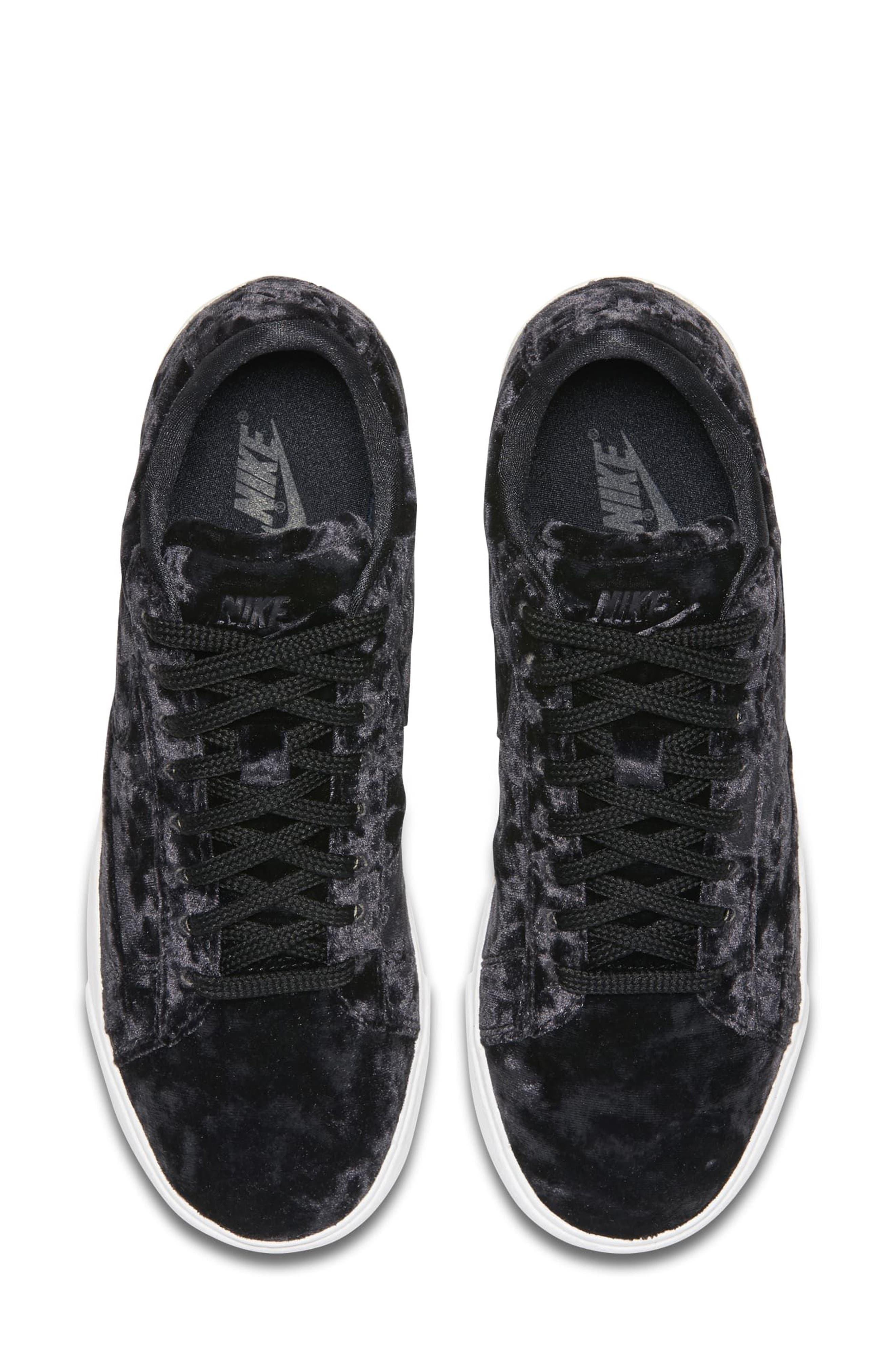 Blazer Low X Sneaker,                             Alternate thumbnail 4, color,                             003