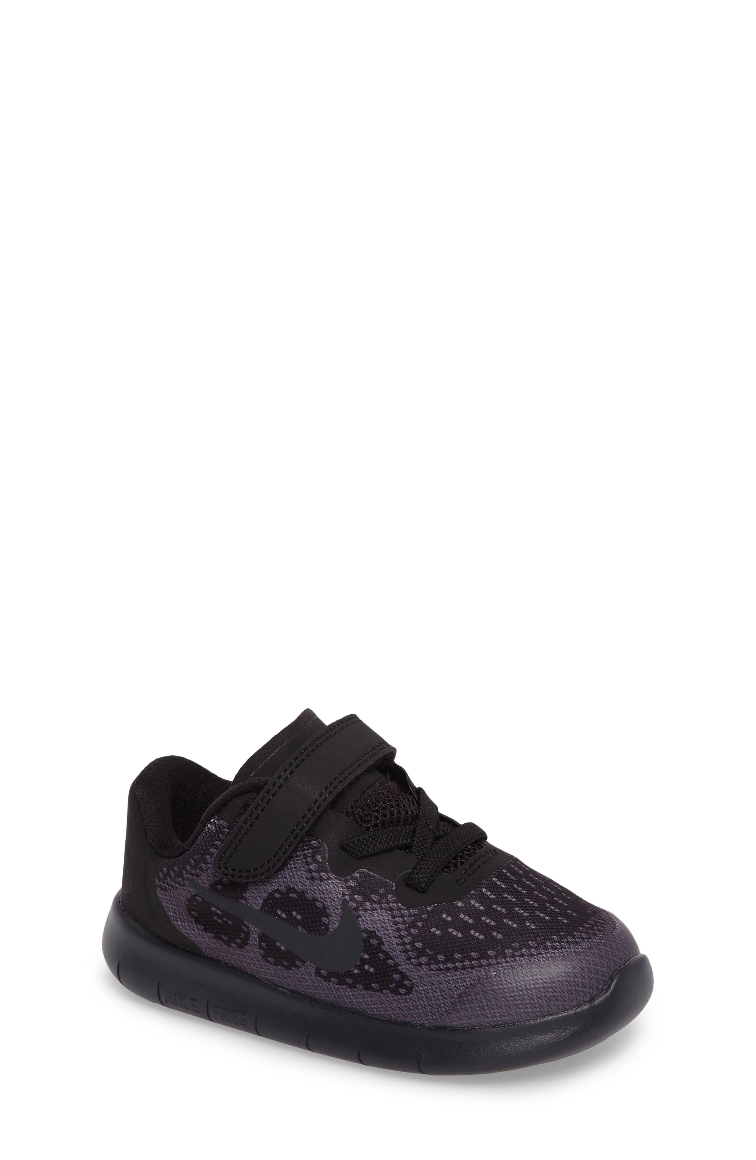 Free RN 2017 Sneaker,                             Main thumbnail 1, color,                             001