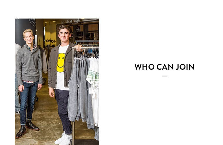 Who can join the Nordstrom Fashion Ambassador program.