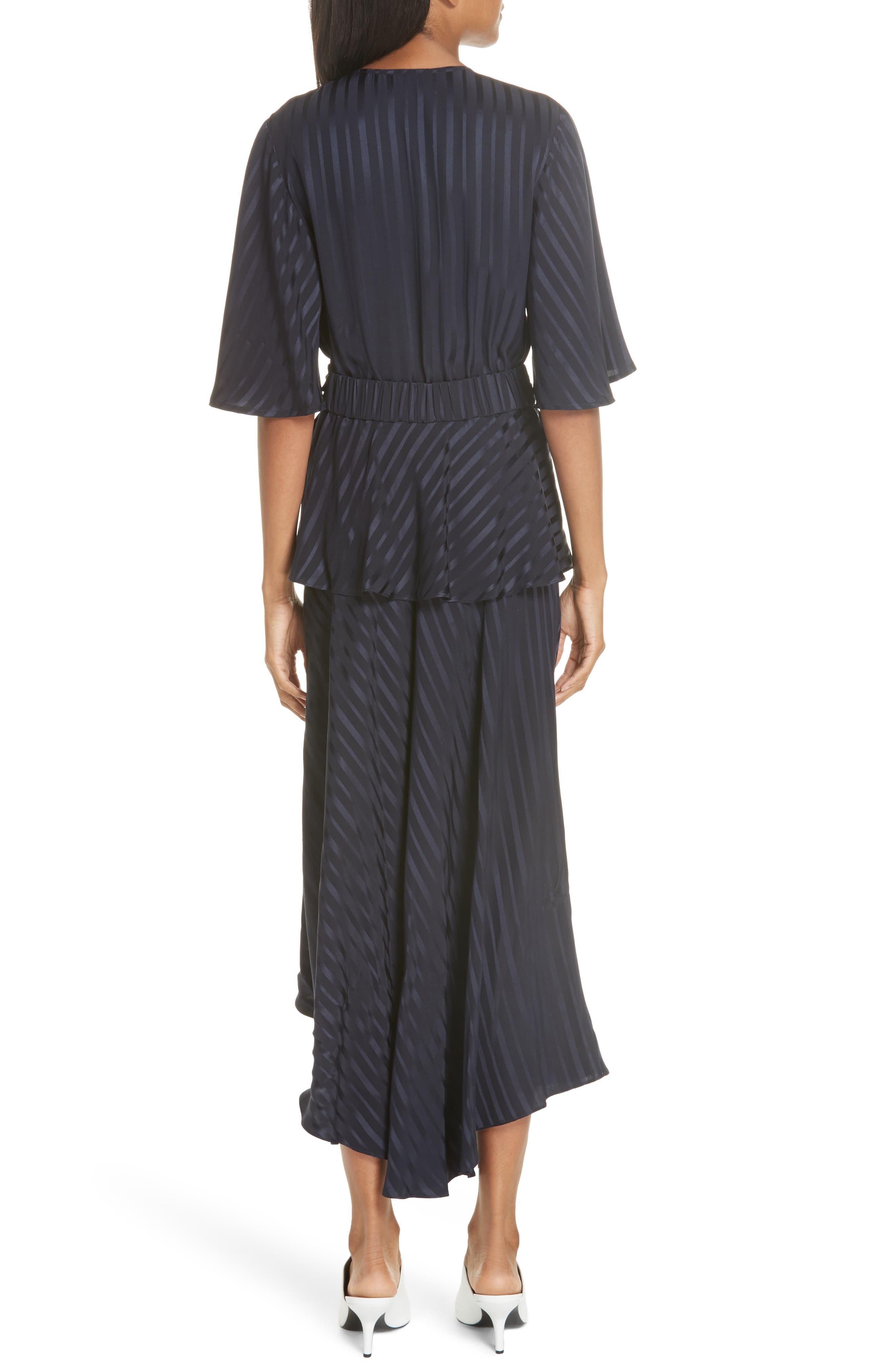 Avi Silk Dress,                             Alternate thumbnail 2, color,                             410