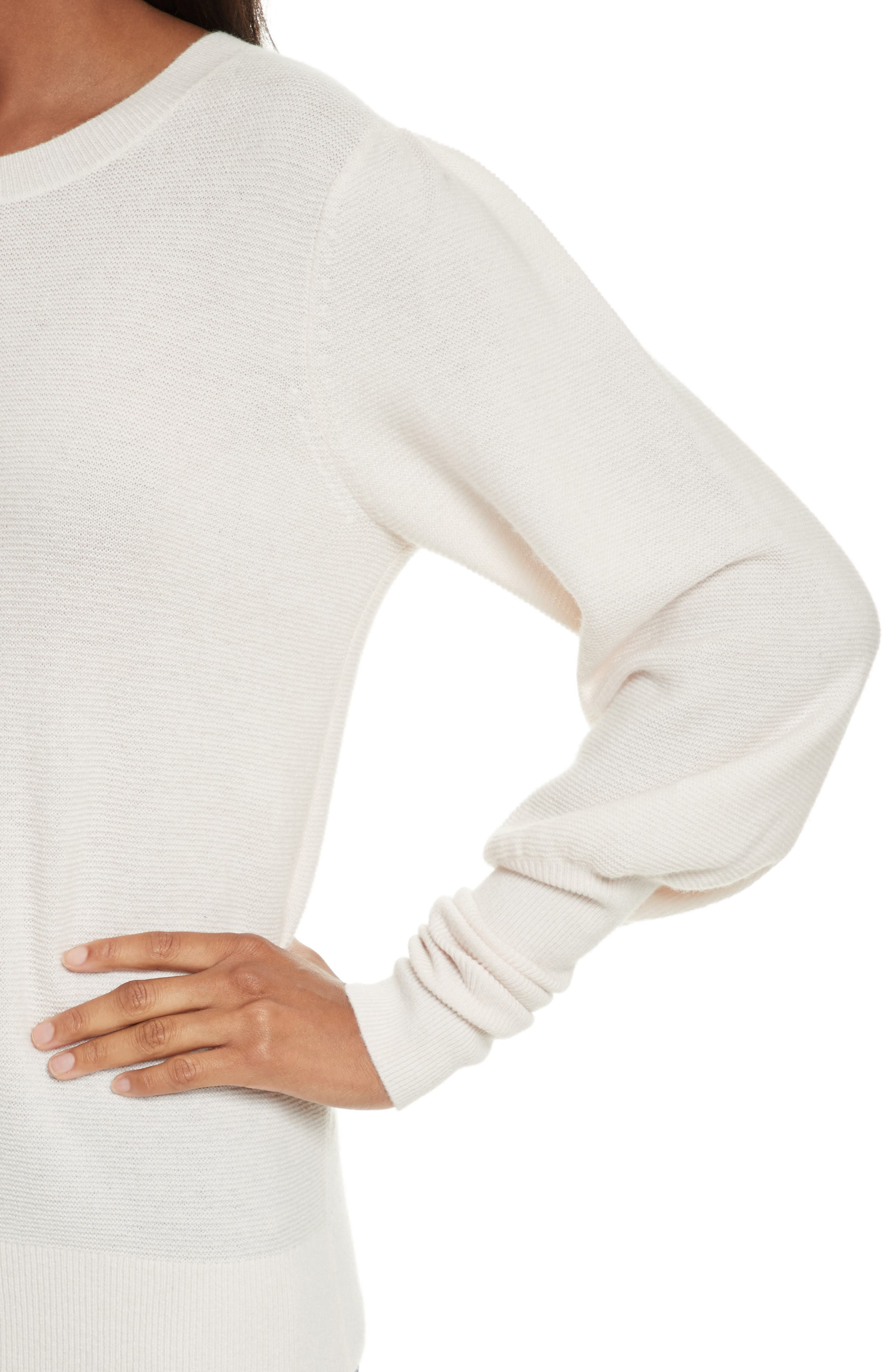 Noely Wool and Cashmere Sweater,                             Alternate thumbnail 8, color,