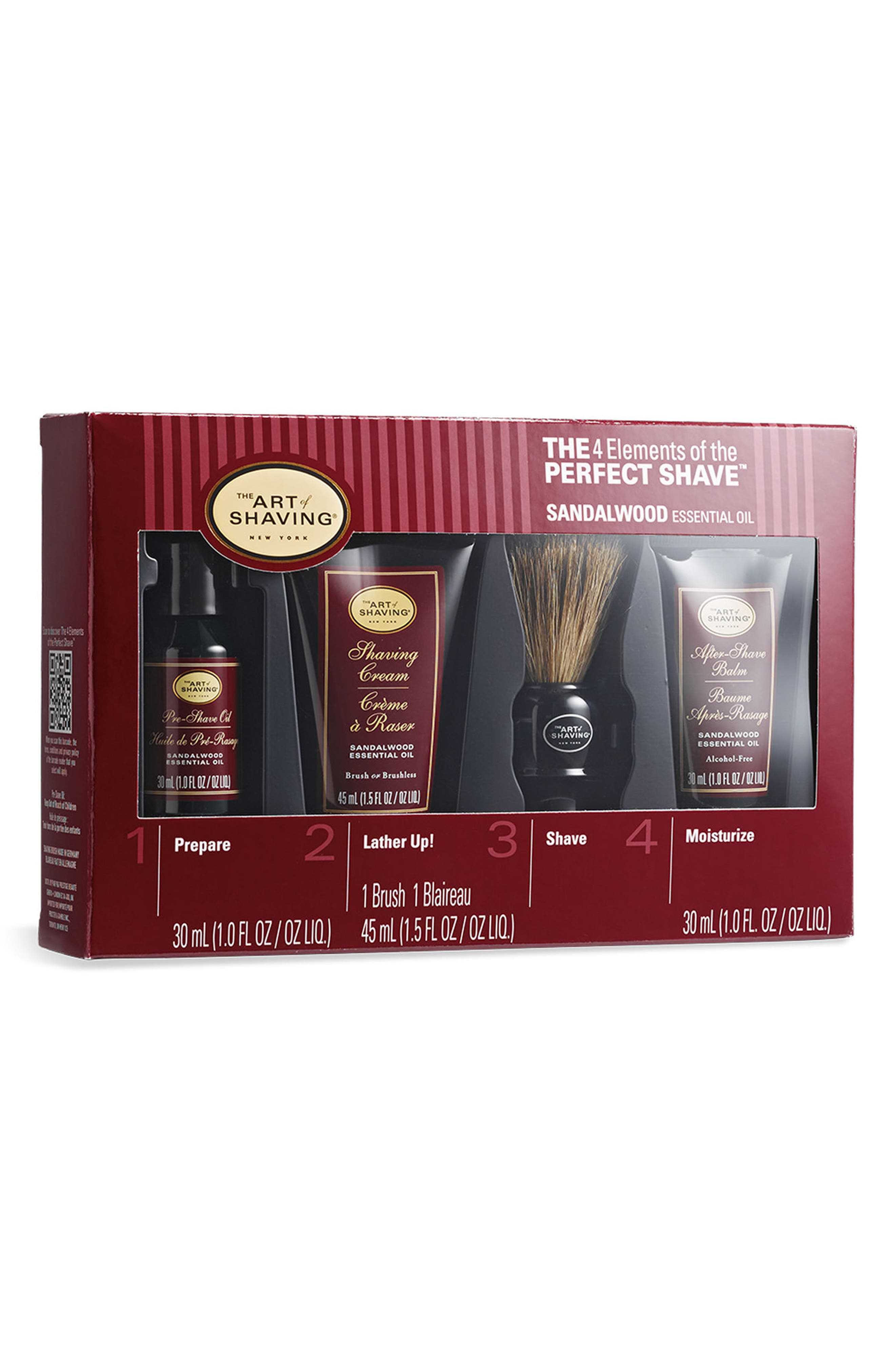 Mid Size Kit,                             Main thumbnail 1, color,                             SANDALWOOD