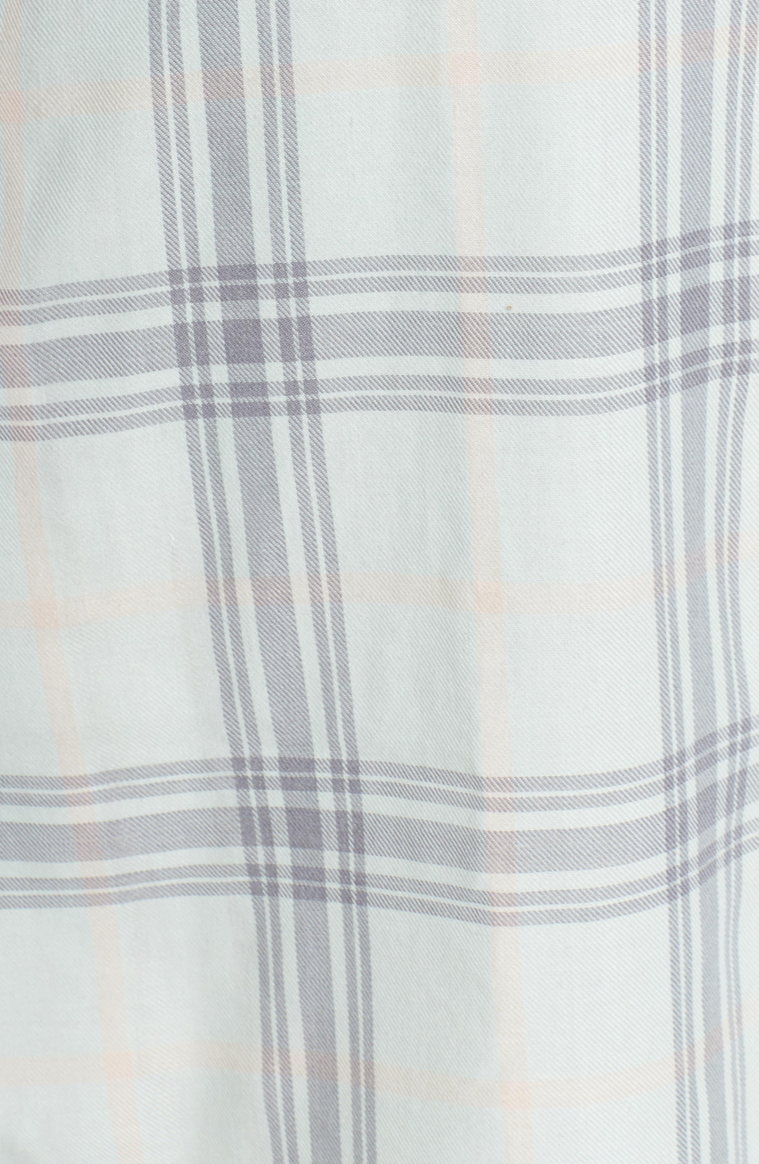 Plaid Night Shirt,                             Alternate thumbnail 26, color,