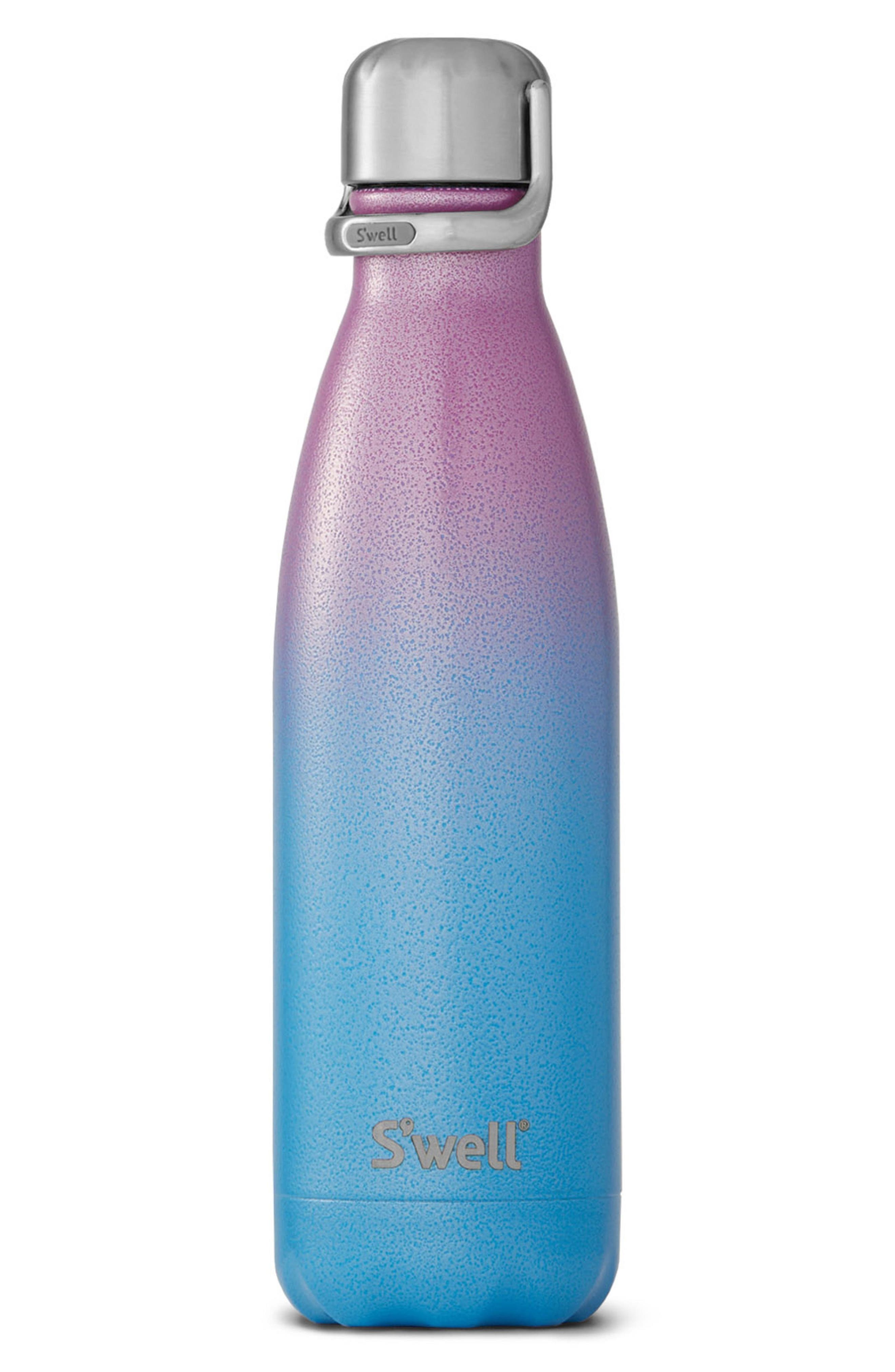 Artemis Stainless Steel Water Bottle with Sport Cap,                         Main,                         color, ARTEMIS