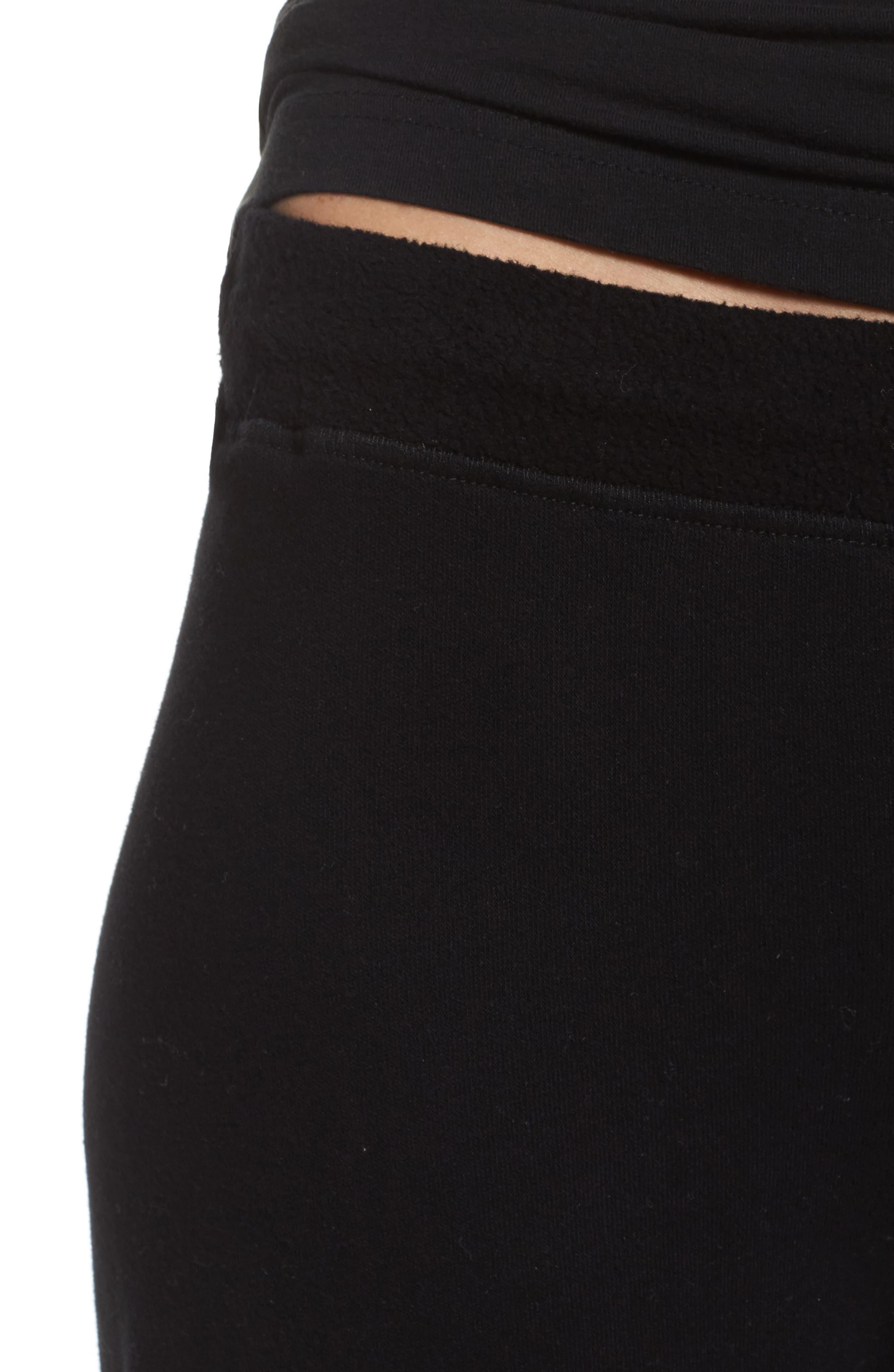 MICHAEL LAUREN,                             Plato Lounge Sweatpants,                             Alternate thumbnail 4, color,                             001
