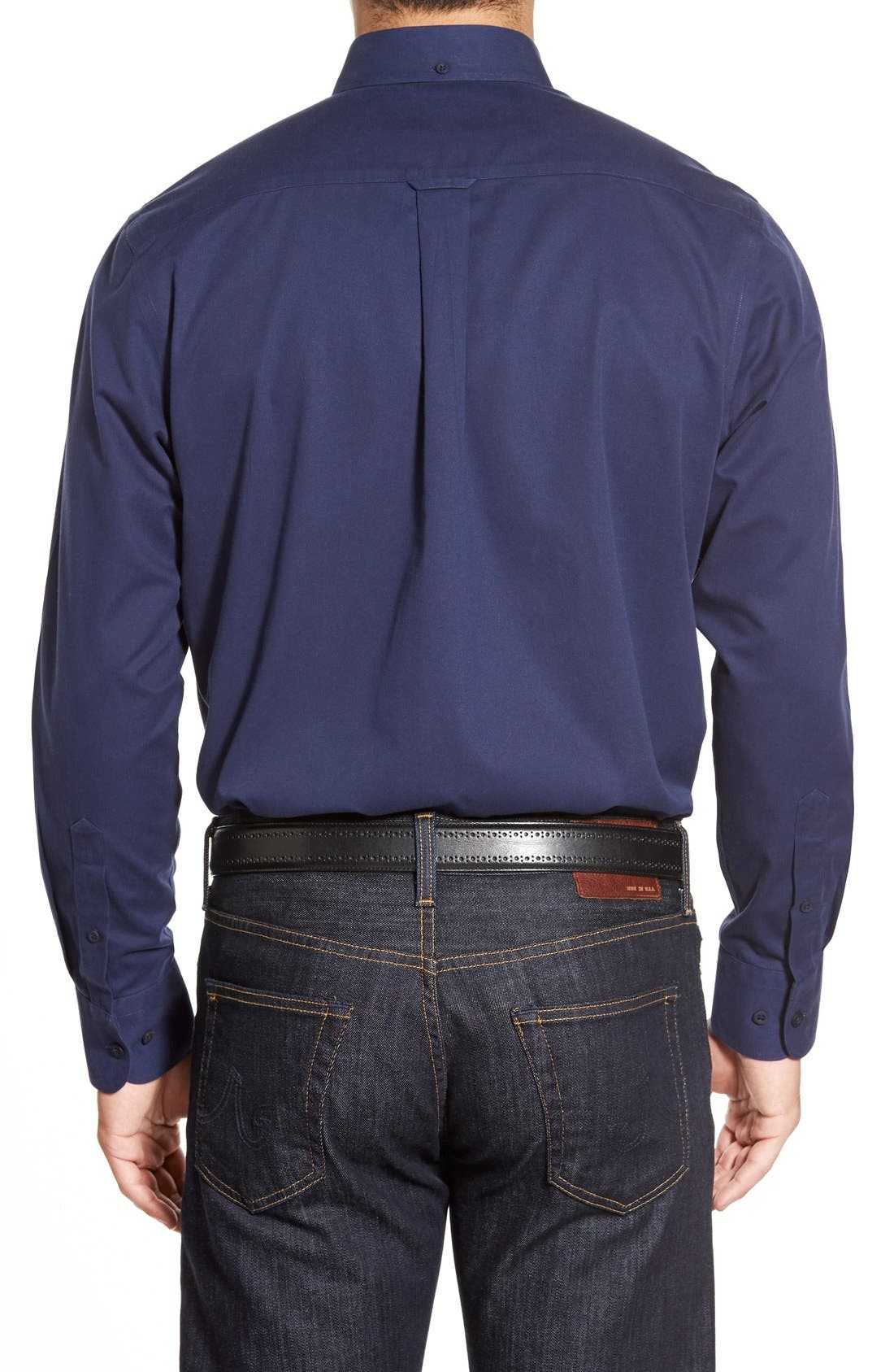 Smartcare<sup>™</sup> Traditional Fit Twill Boat Shirt,                             Alternate thumbnail 59, color,