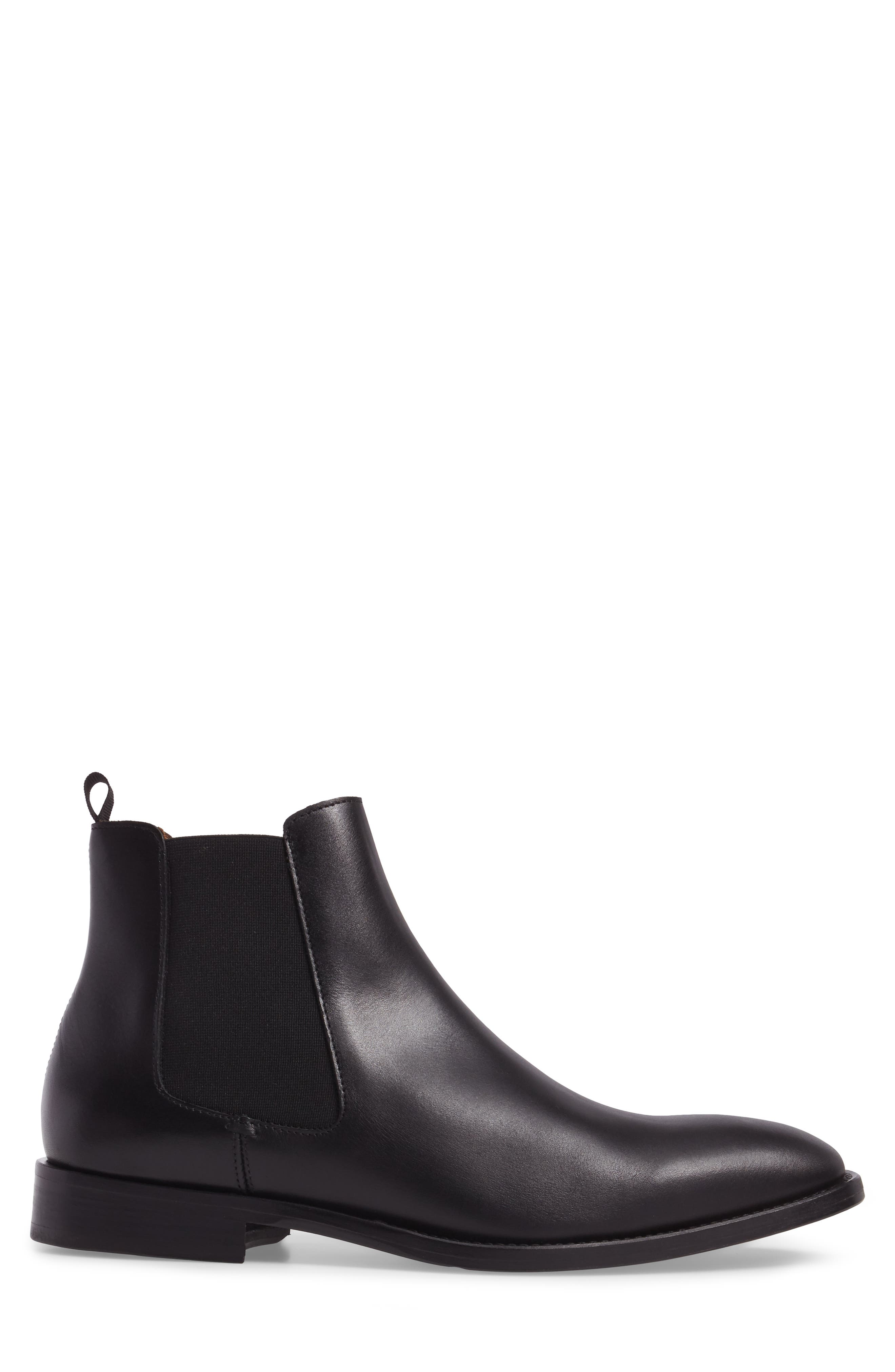 Haldien Chelsea Boot,                             Alternate thumbnail 3, color,                             001