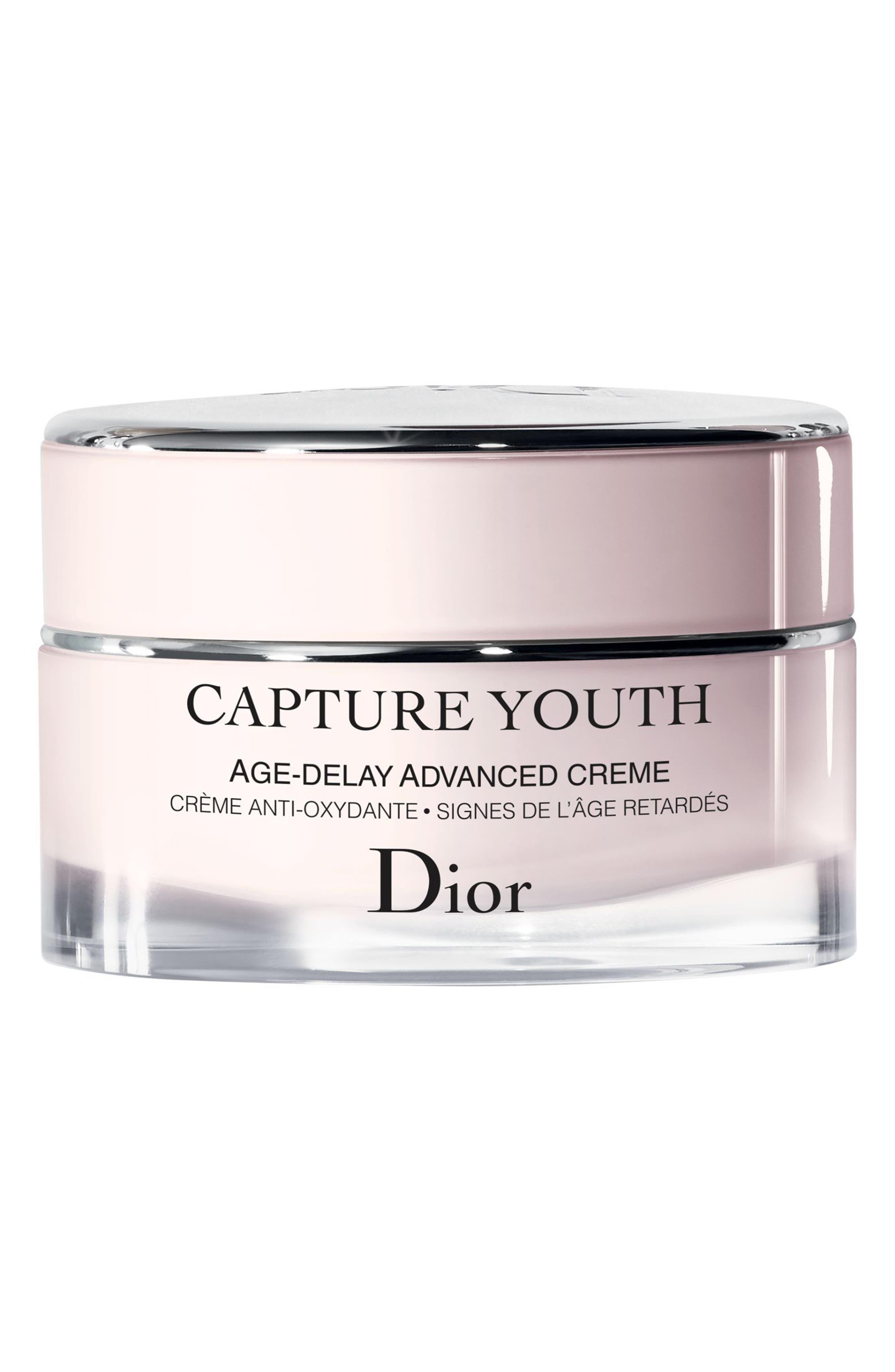 Capture Youth Age-Delay Advanced Crème,                             Main thumbnail 1, color,                             NO COLOR
