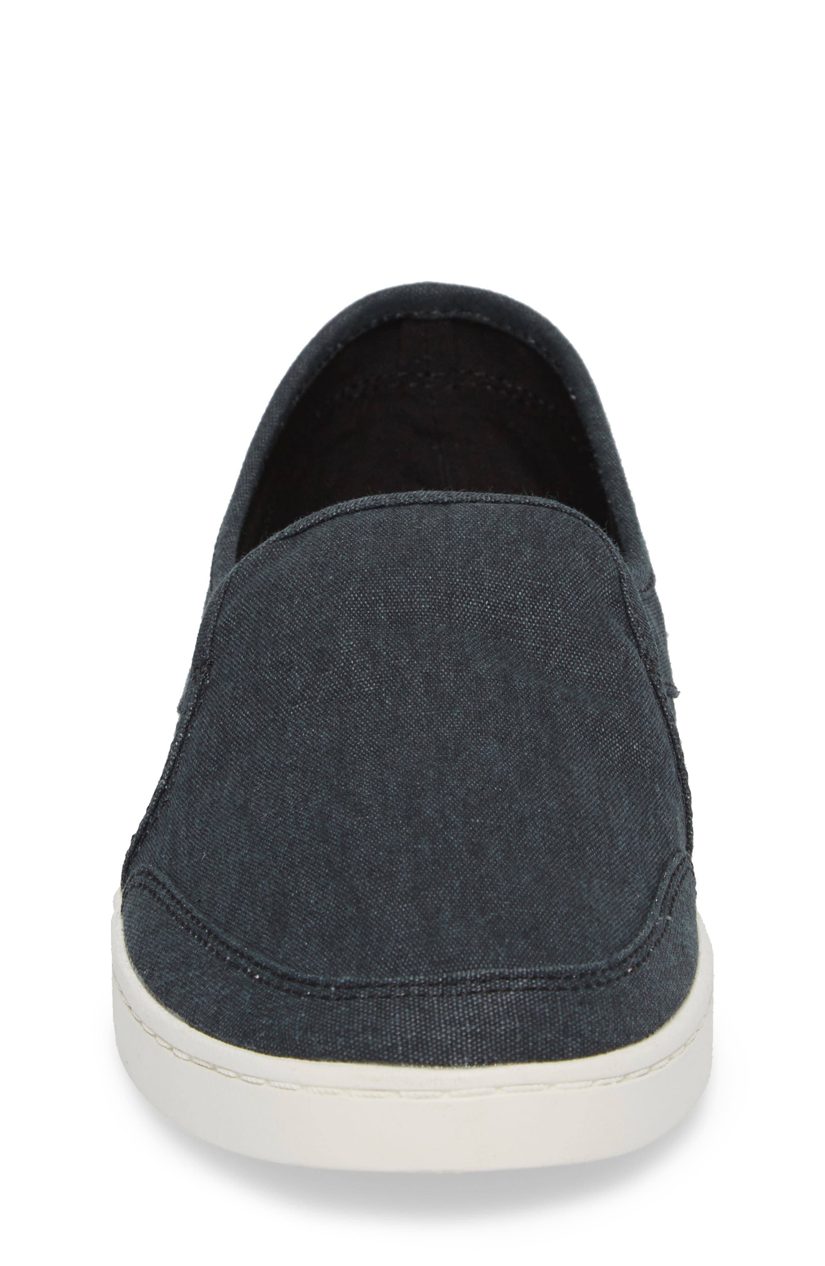 Pair O Dice Slip-On,                             Alternate thumbnail 4, color,                             WASHED BLACK
