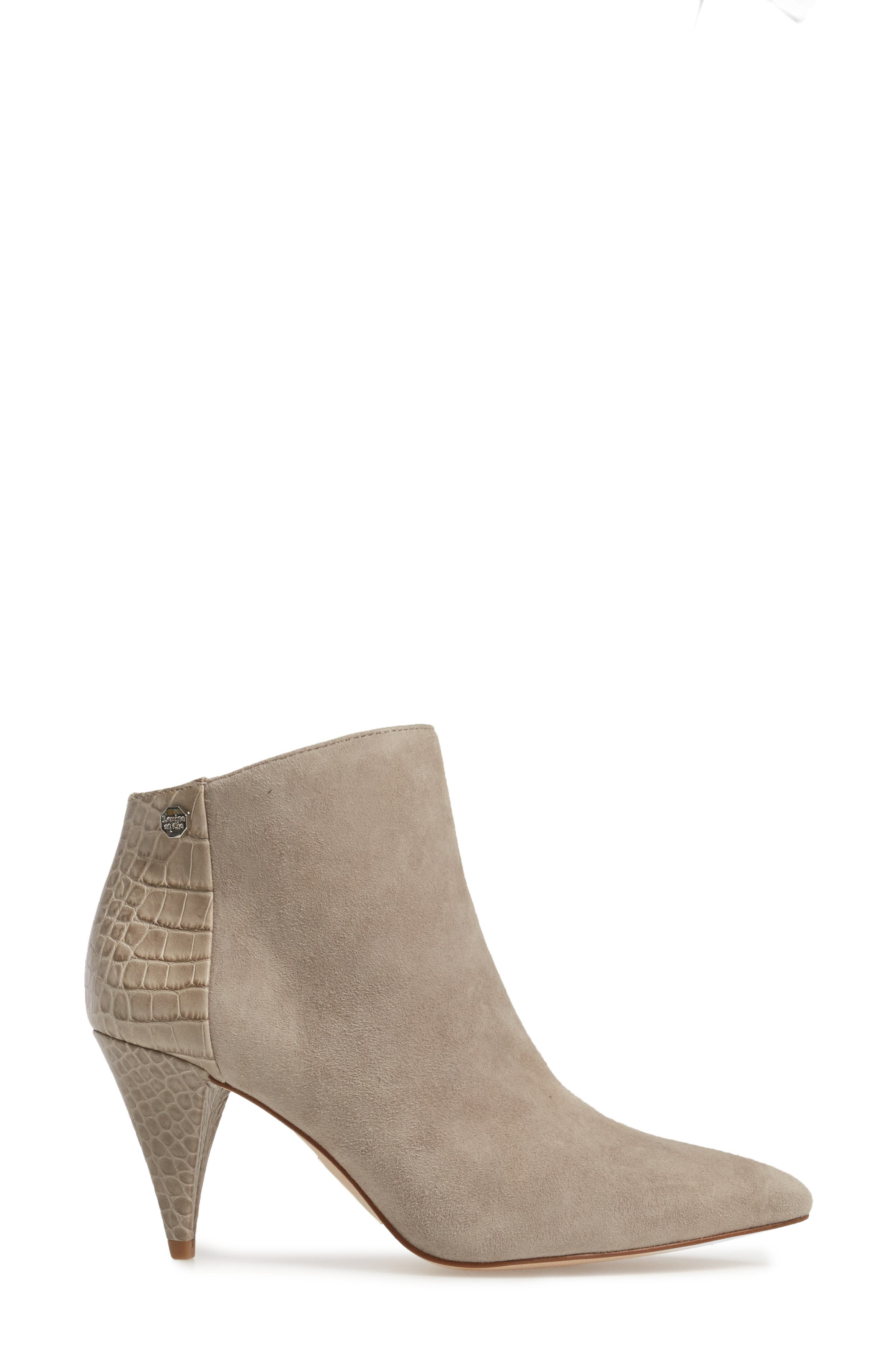 Warley Pointy Toe Bootie,                             Alternate thumbnail 8, color,
