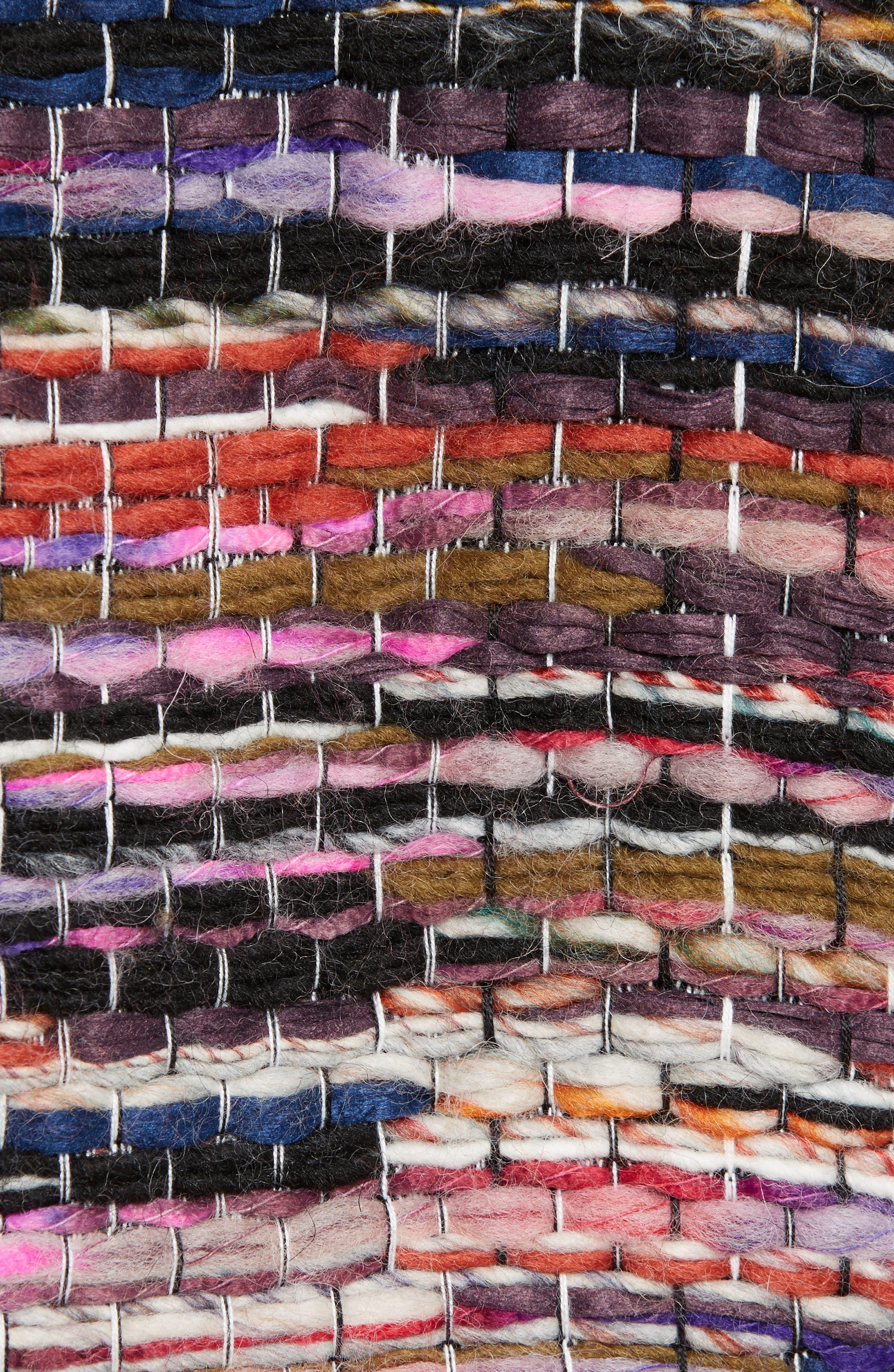 Namanta Tweed Jacket,                             Alternate thumbnail 5, color,                             608