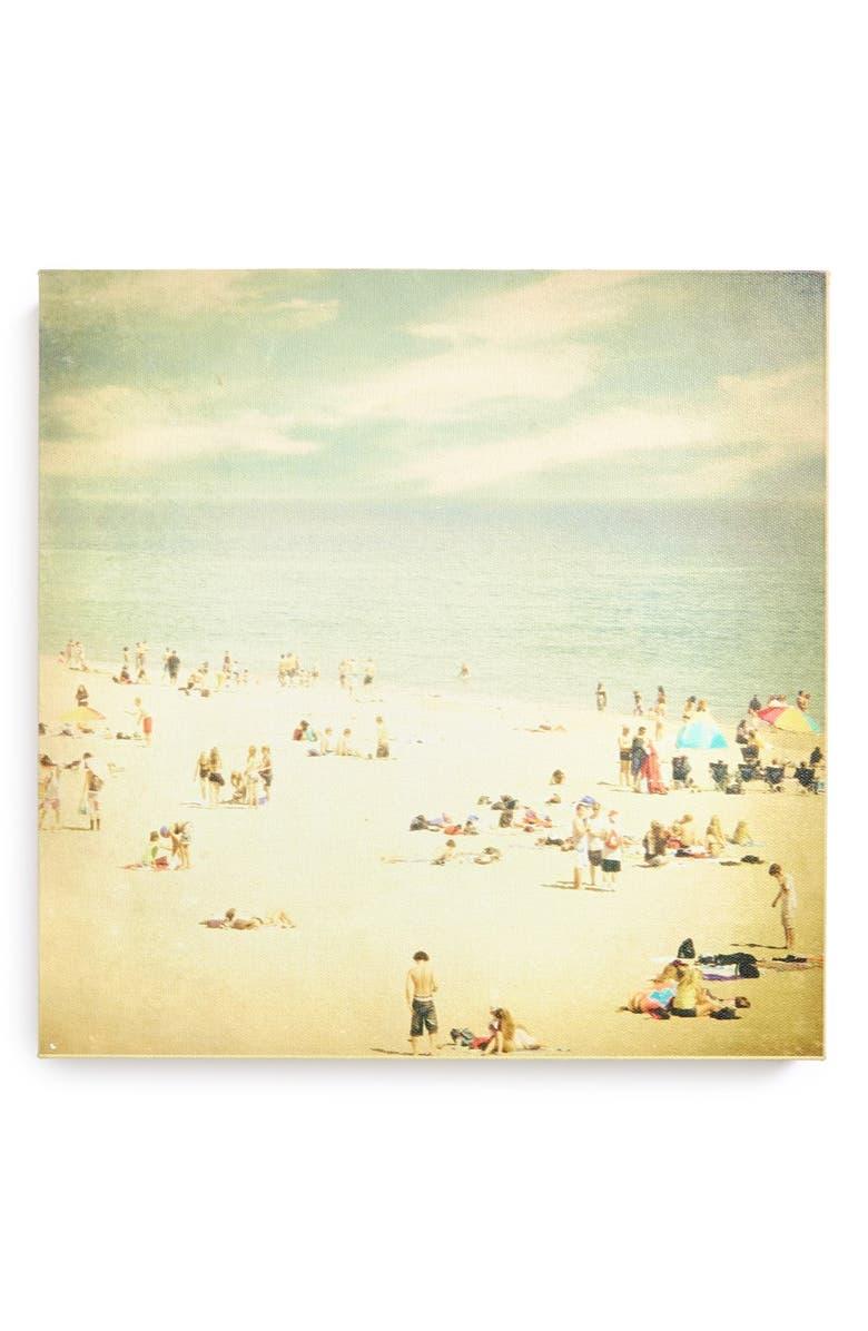 'Shannon Clark - Vintage Beach' Wall Art, ...