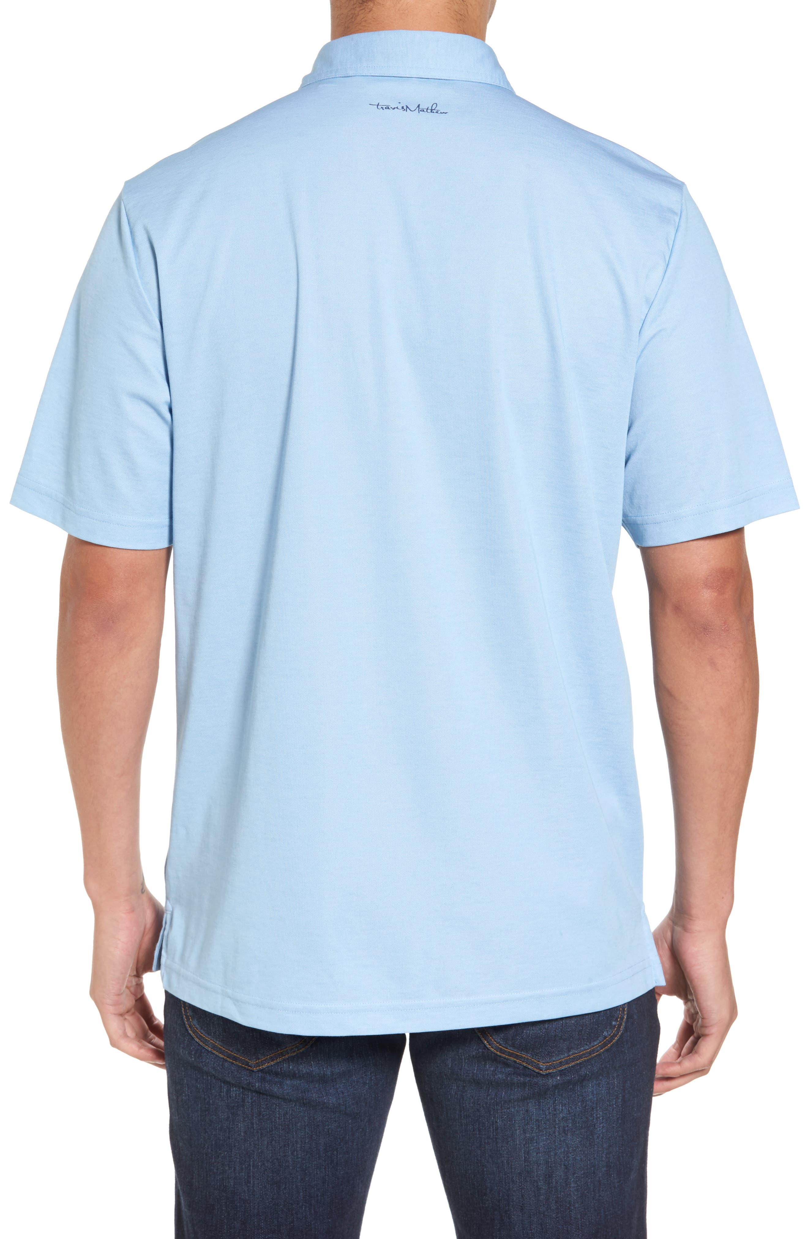Freeburg Pocket Polo,                             Alternate thumbnail 2, color,                             400