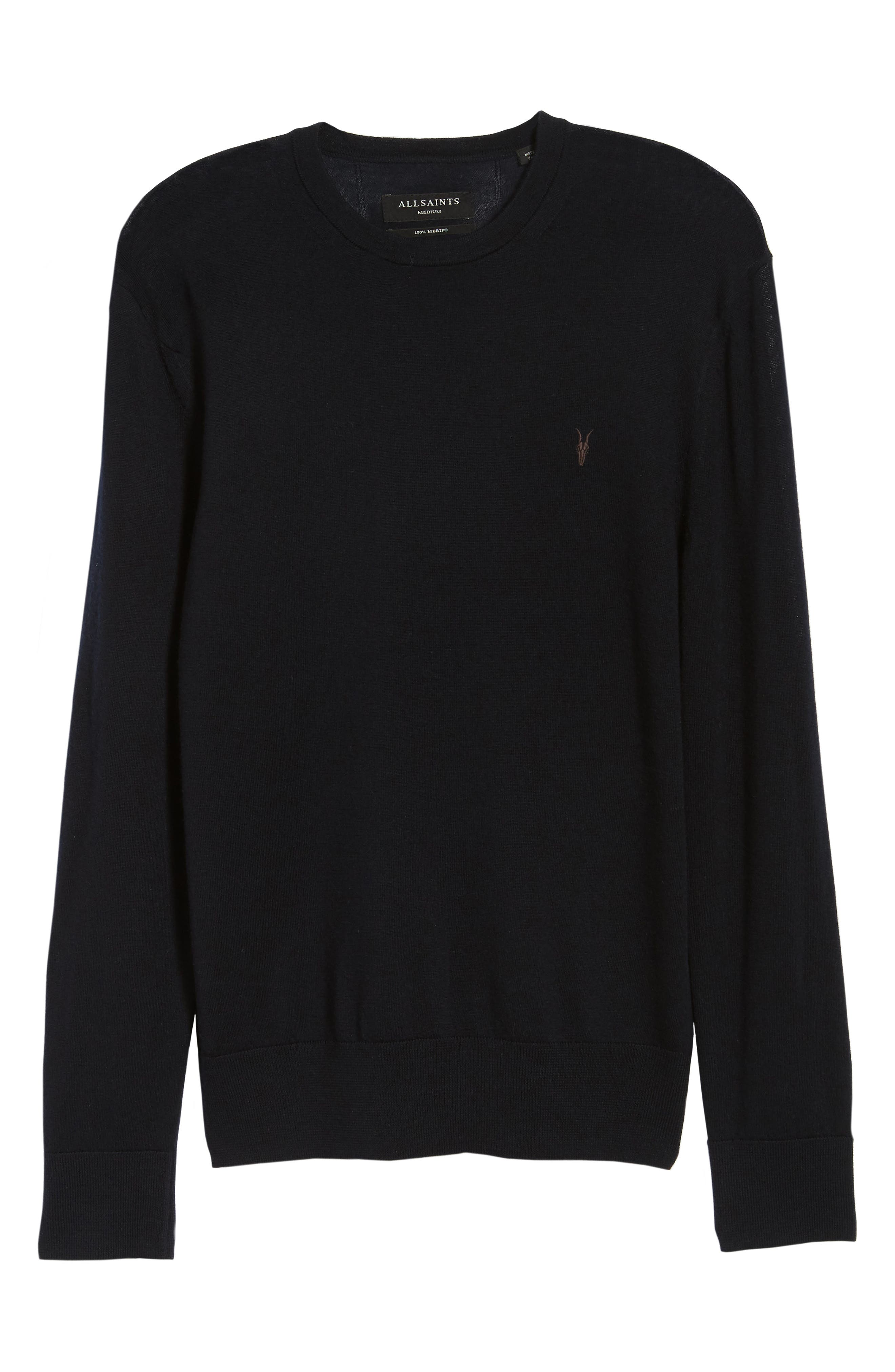 Mode Slim Fit Merino Wool Sweater,                             Alternate thumbnail 33, color,