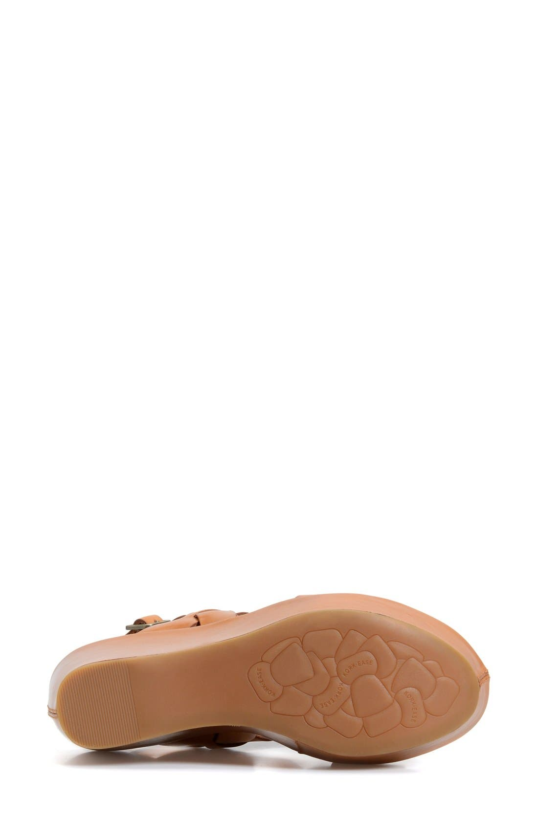 'Austin' Slingback Wedge Sandal,                             Alternate thumbnail 37, color,