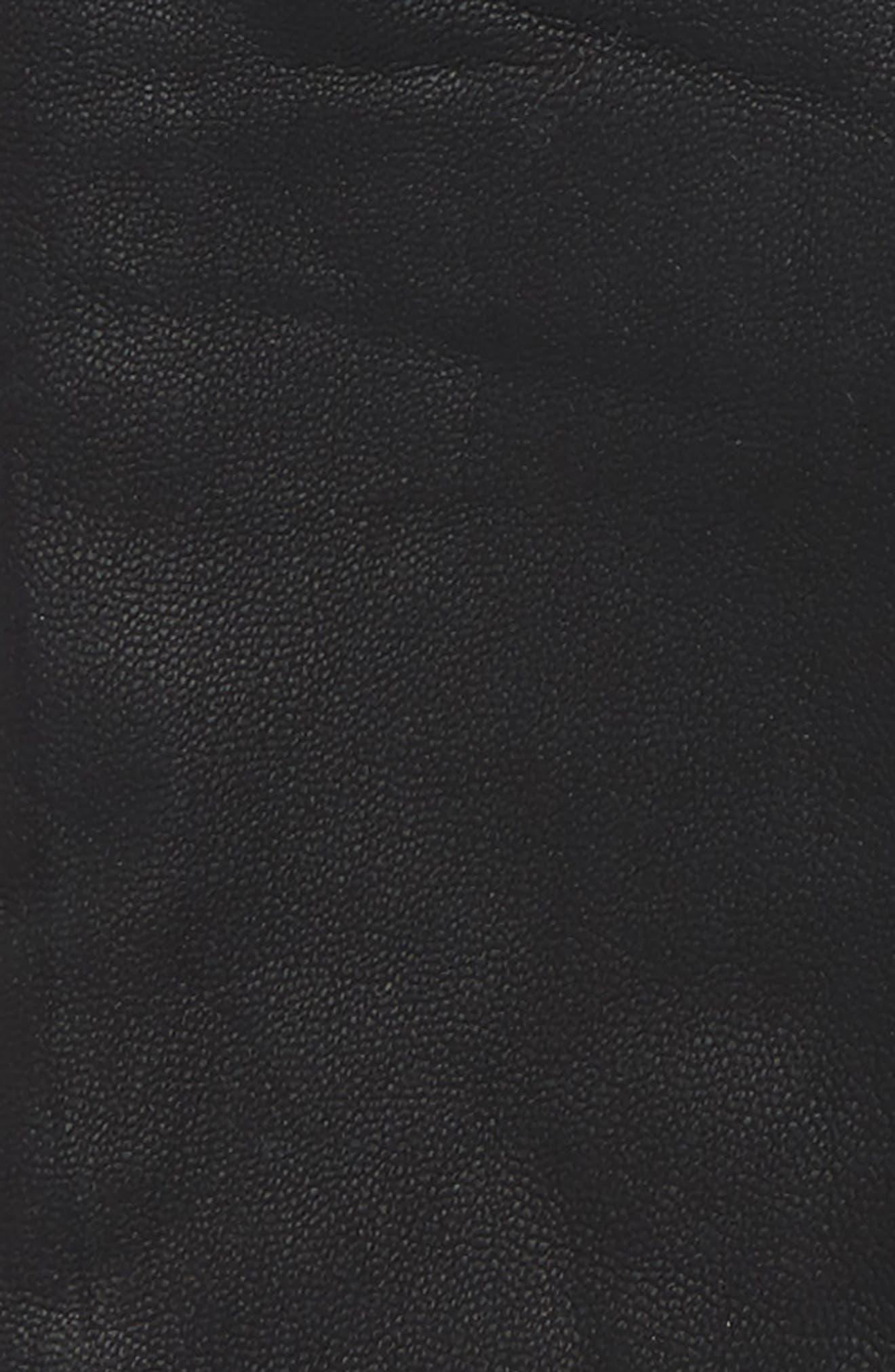 Kanton Leather Gloves,                             Alternate thumbnail 2, color,