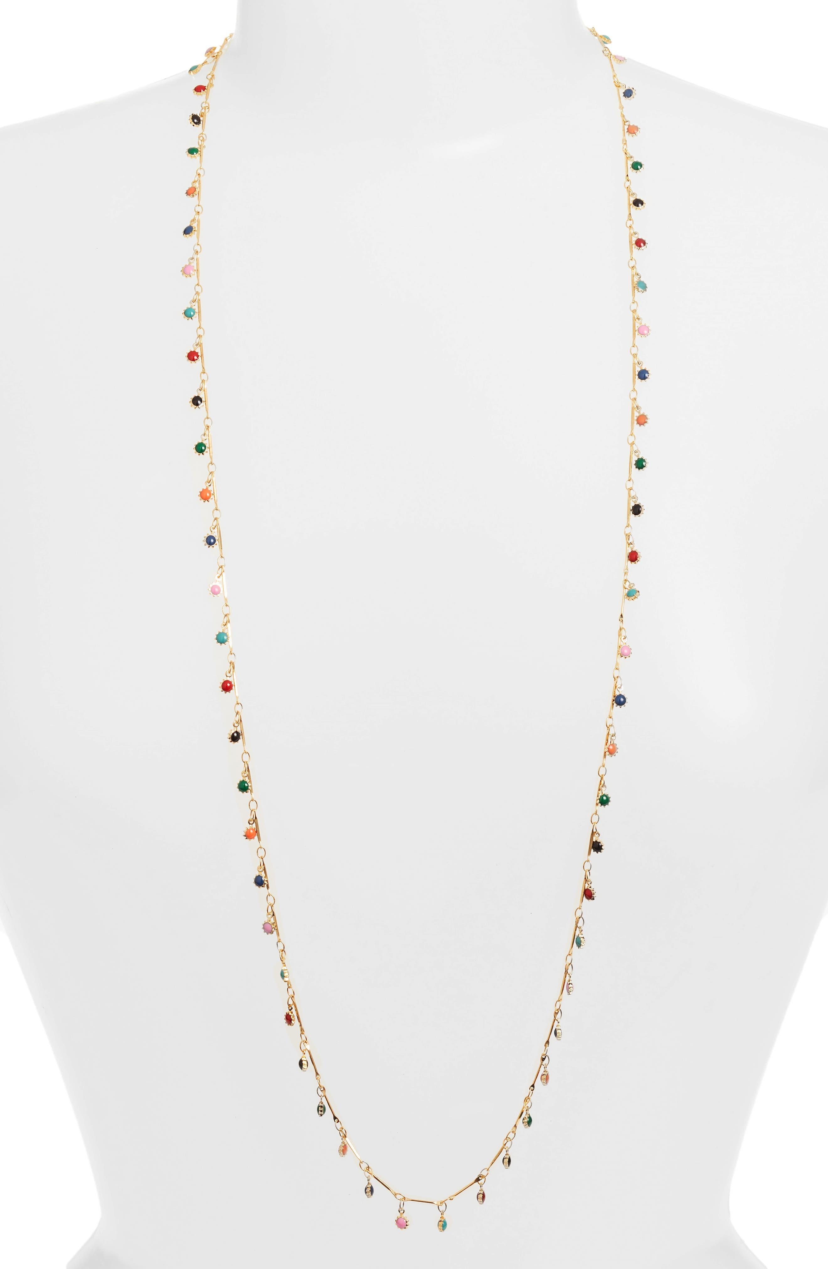 Sagrada Charm Necklace,                         Main,                         color,