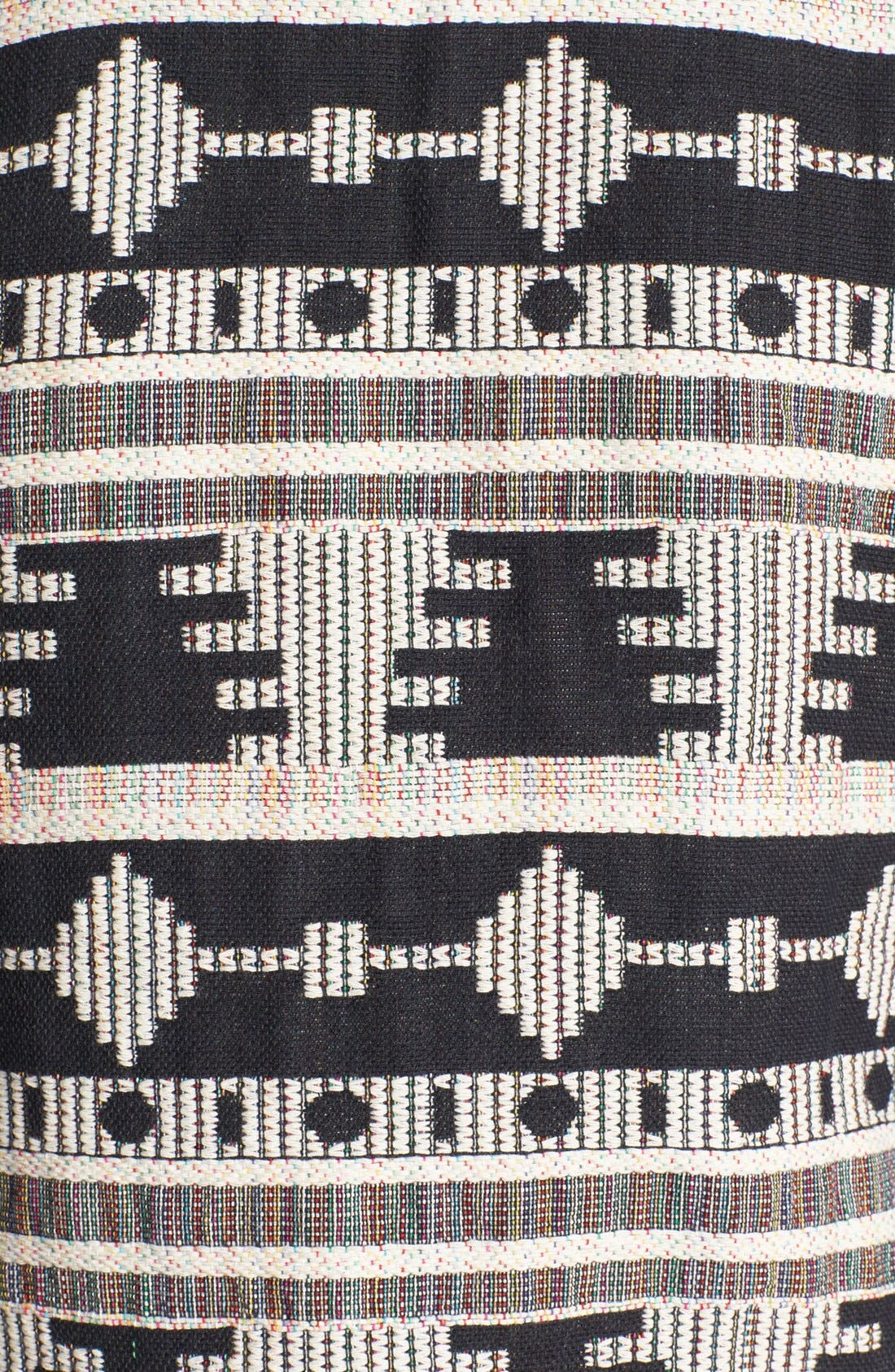'Tribal' Pattern Jacket,                             Alternate thumbnail 2, color,                             001