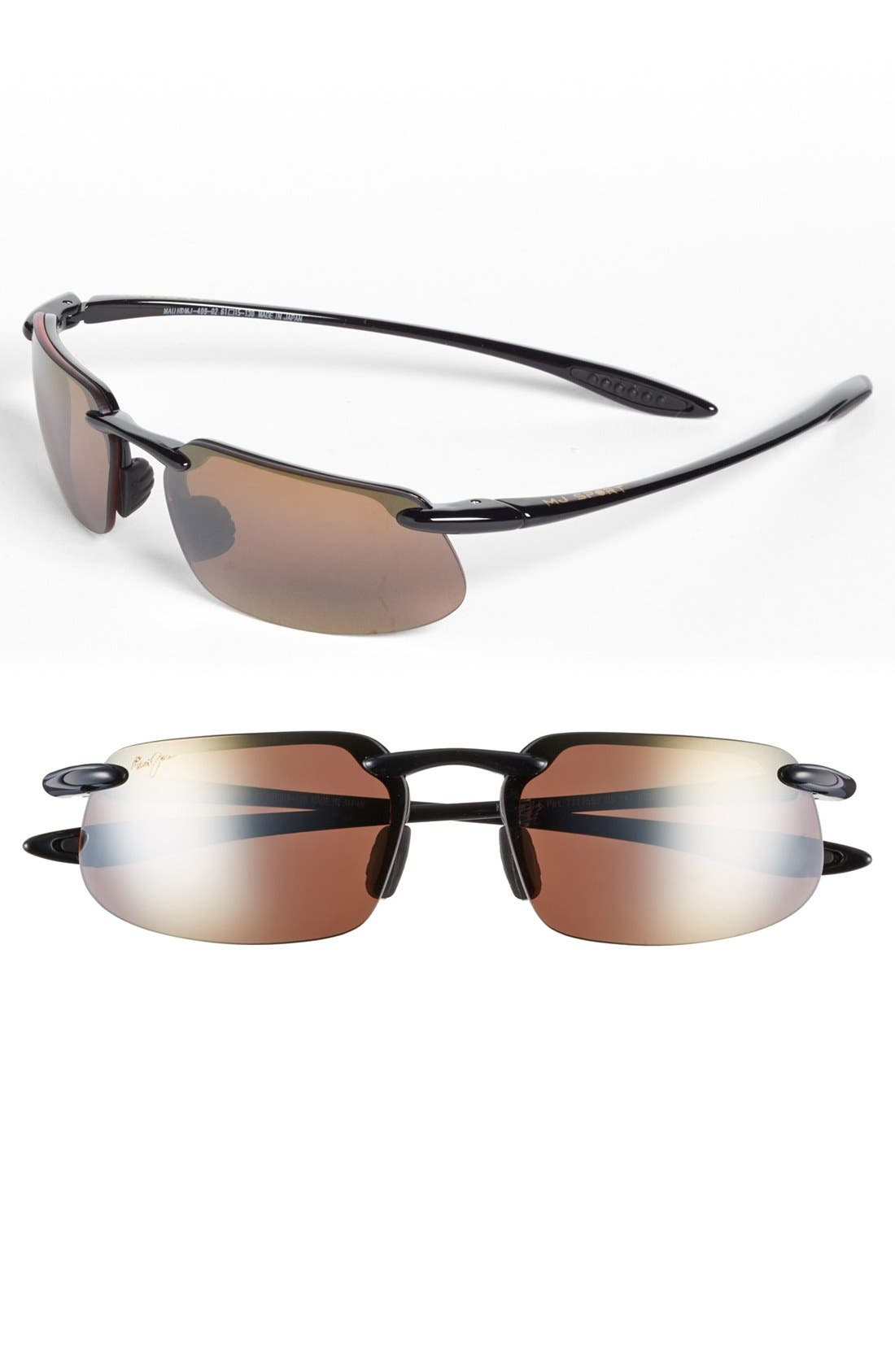 'Kanaha - PolarizedPlus<sup>®</sup>2' 62mm Sunglasses,                             Main thumbnail 2, color,