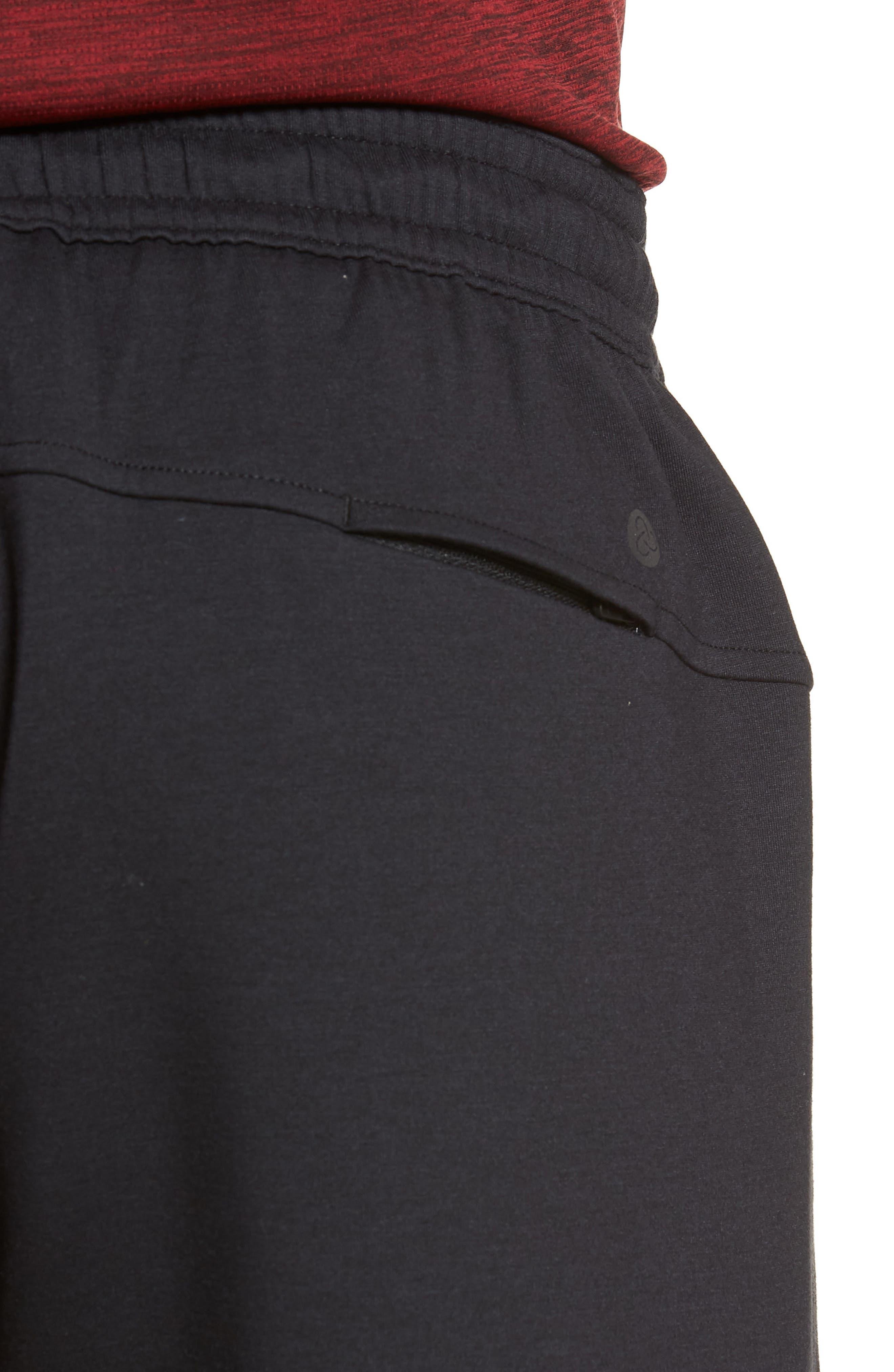 Update Tech Jogger Pants,                             Alternate thumbnail 4, color,                             BLACK