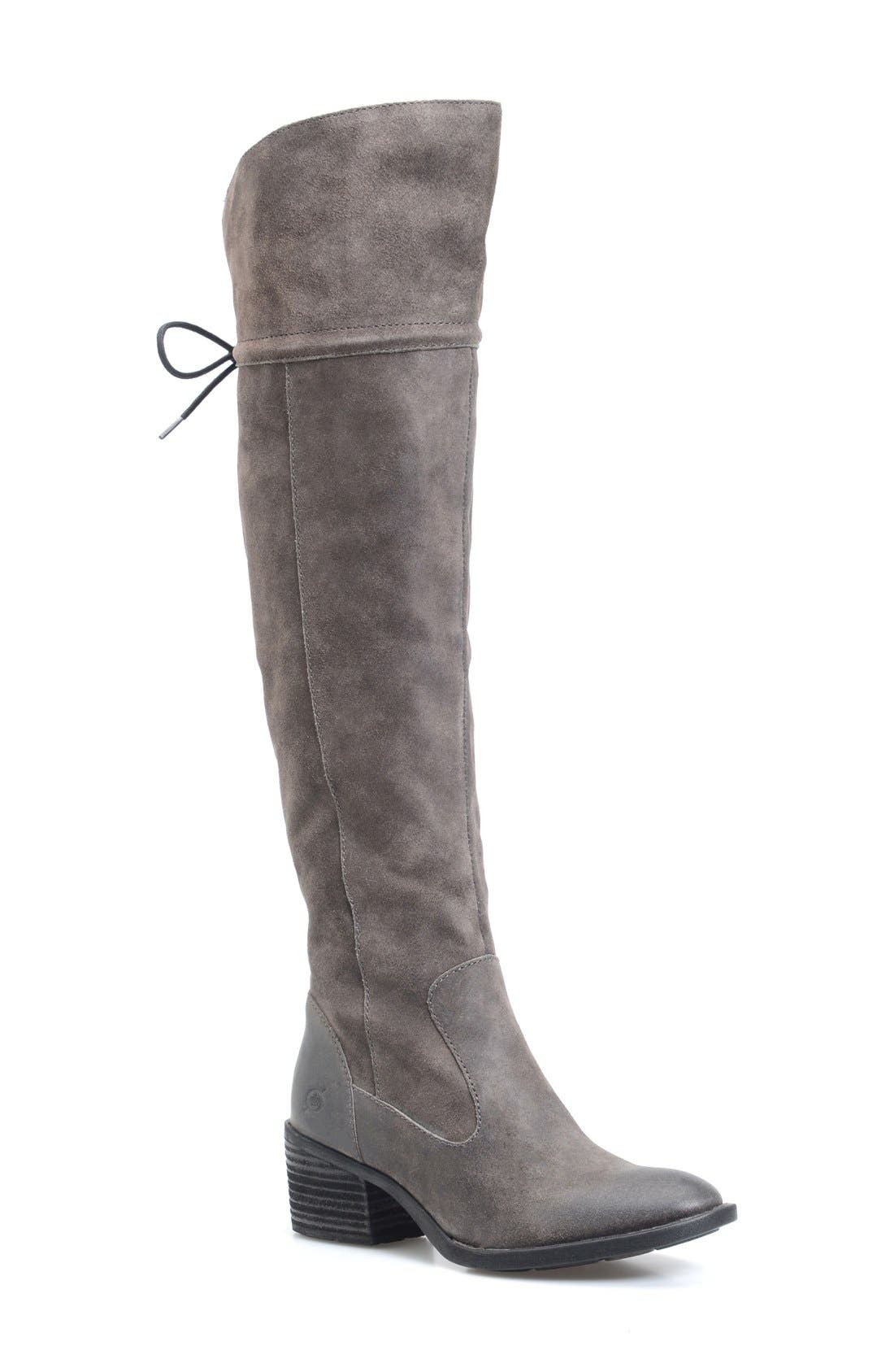 Gallinara Over the Knee Boot,                             Main thumbnail 2, color,