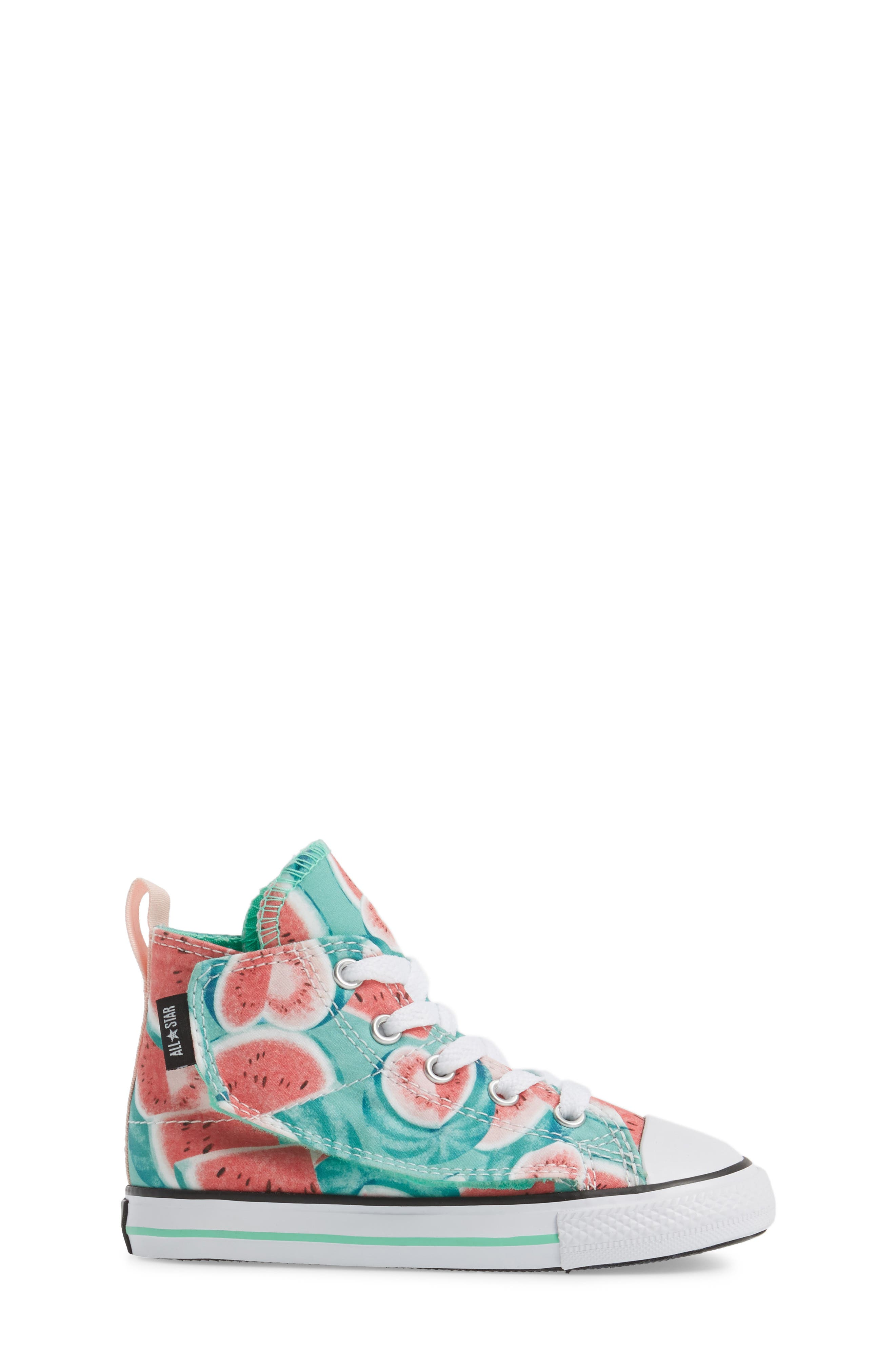 Chuck Taylor<sup>®</sup> All Star<sup>®</sup> 'Simple Step' High Top Sneaker,                             Alternate thumbnail 11, color,