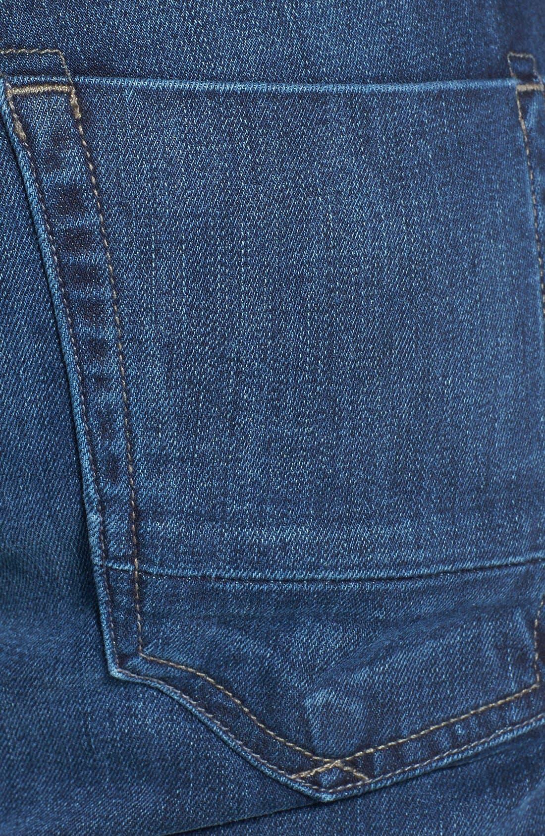 'Pragmatist Big Drake 4 Year Flex' Straight Leg Italian Stretch Denim Jeans,                             Alternate thumbnail 2, color,                             421