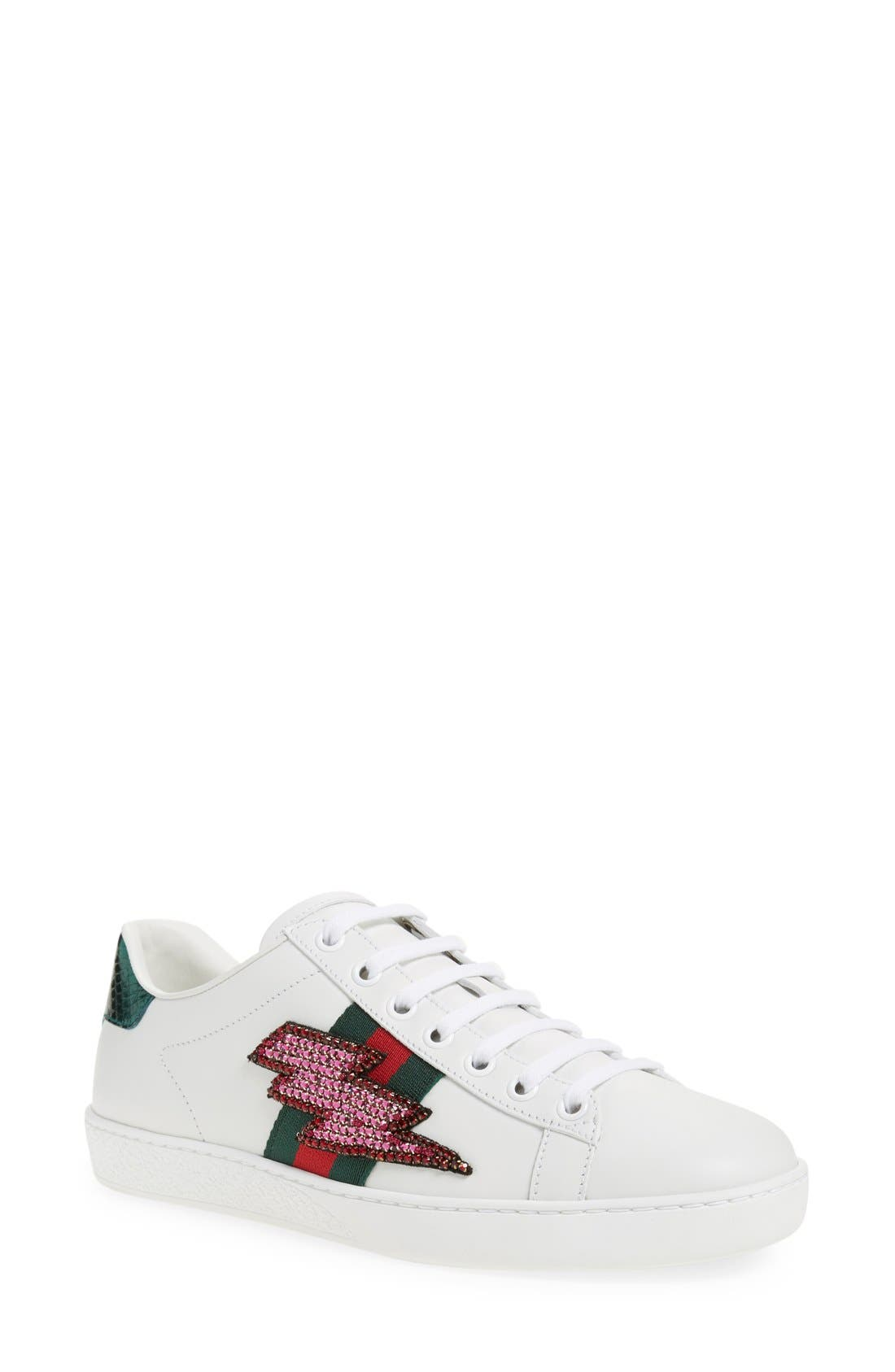 'New Ace' Low Top Sneaker,                             Main thumbnail 6, color,
