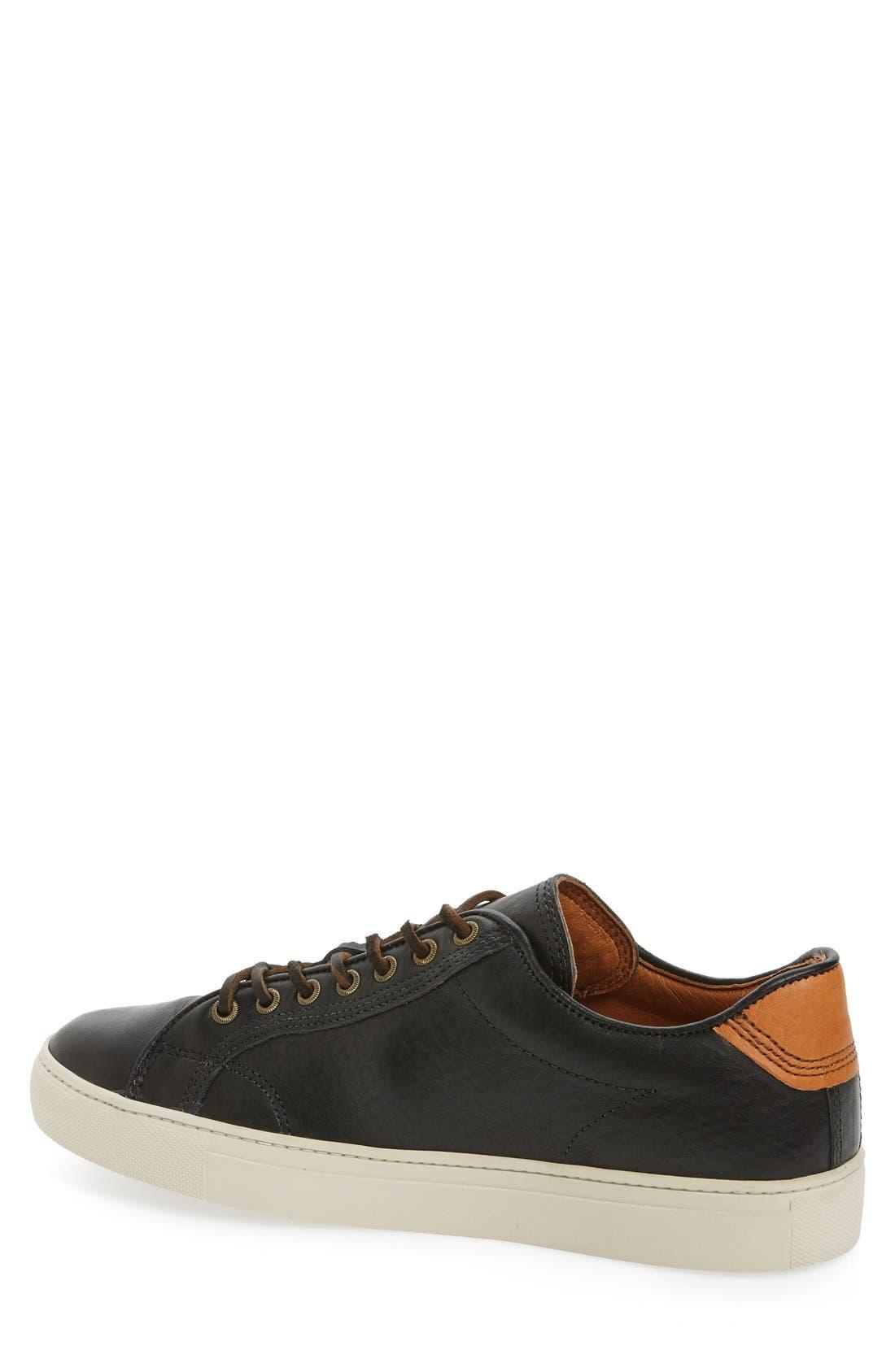 Walker Low Top Sneaker,                             Alternate thumbnail 2, color,                             001