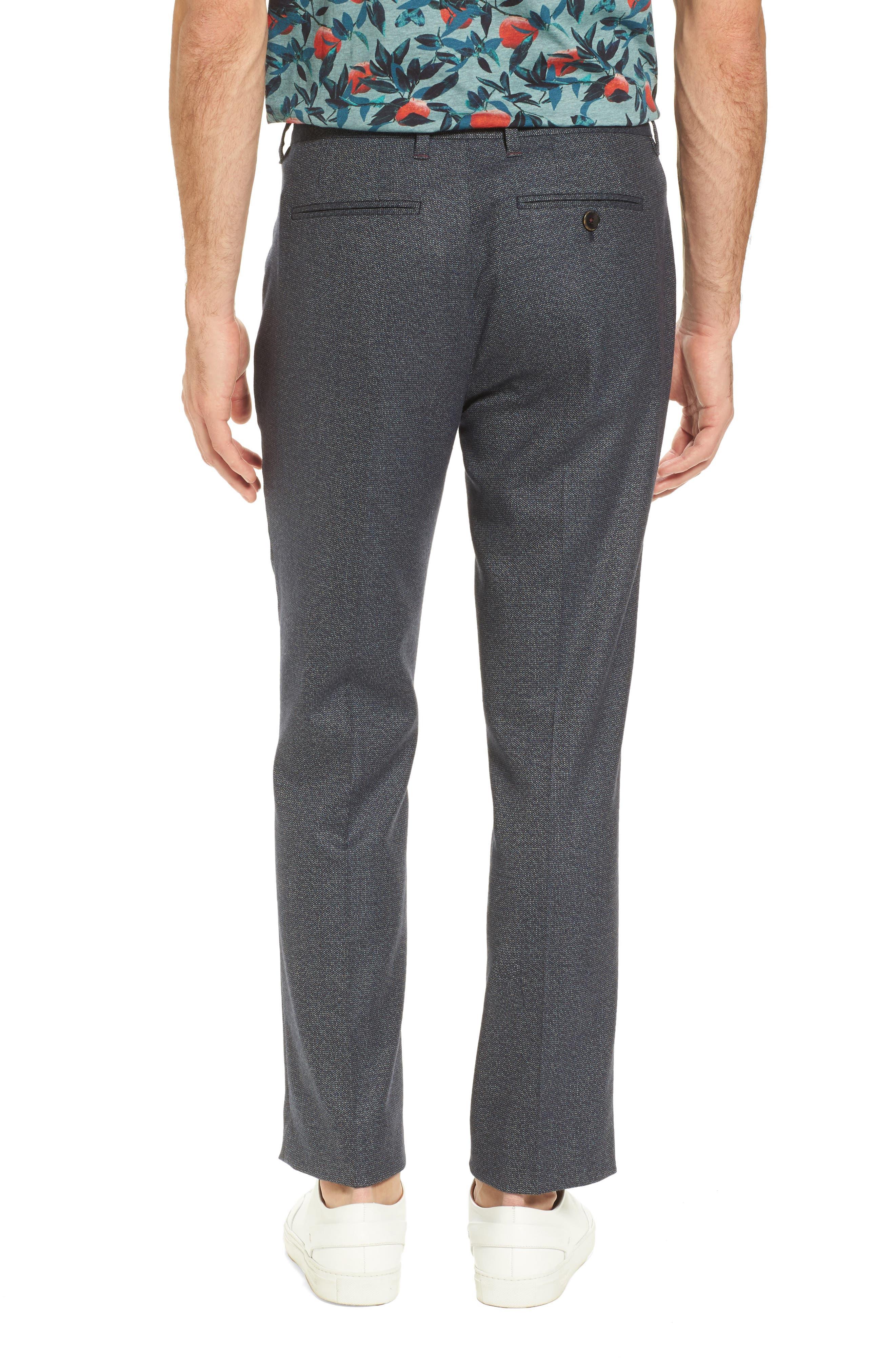 Beektro Trim Fit Trousers,                             Alternate thumbnail 2, color,