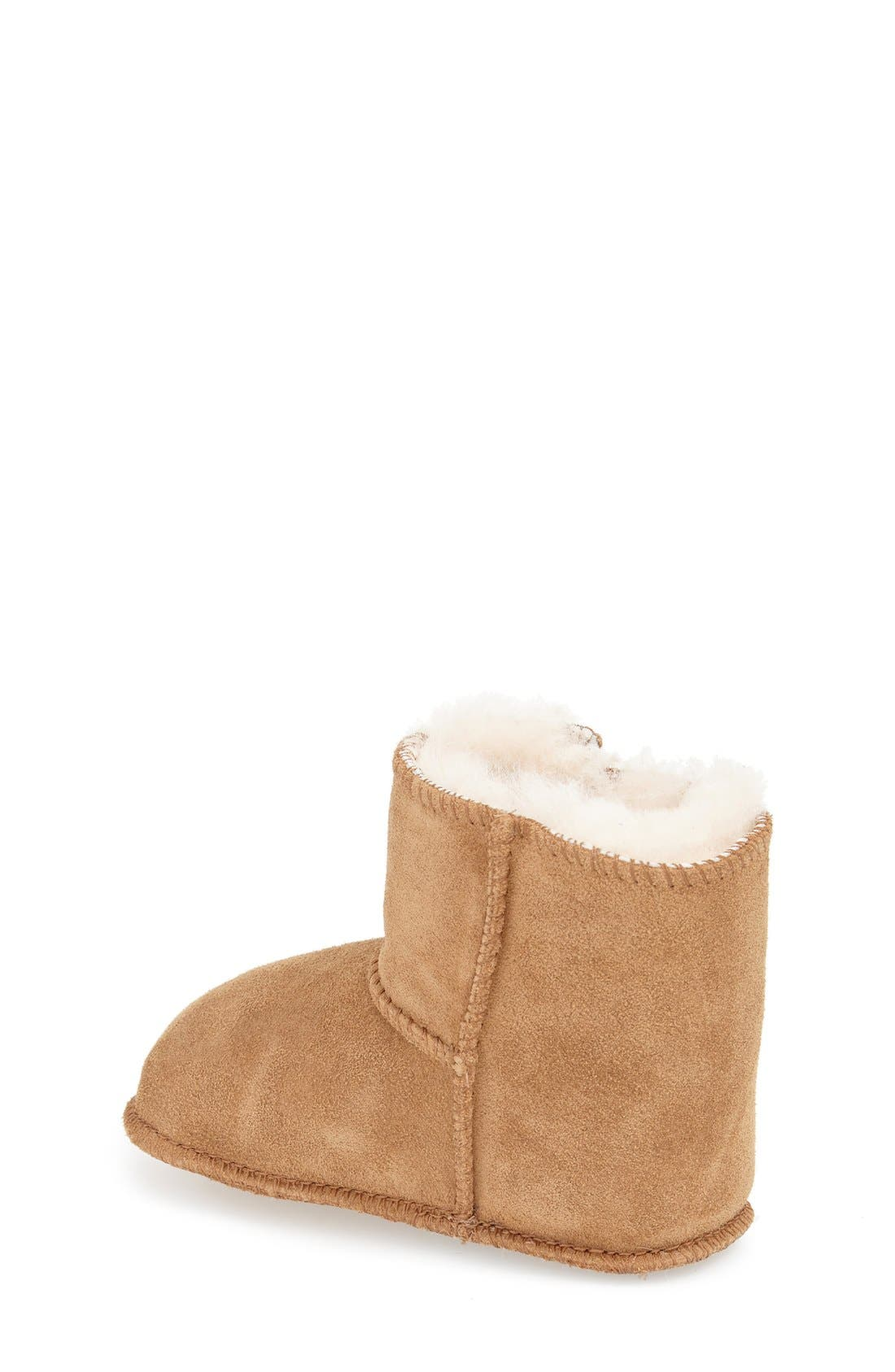 Erin Bootie,                             Alternate thumbnail 3, color,                             CHESTNUT