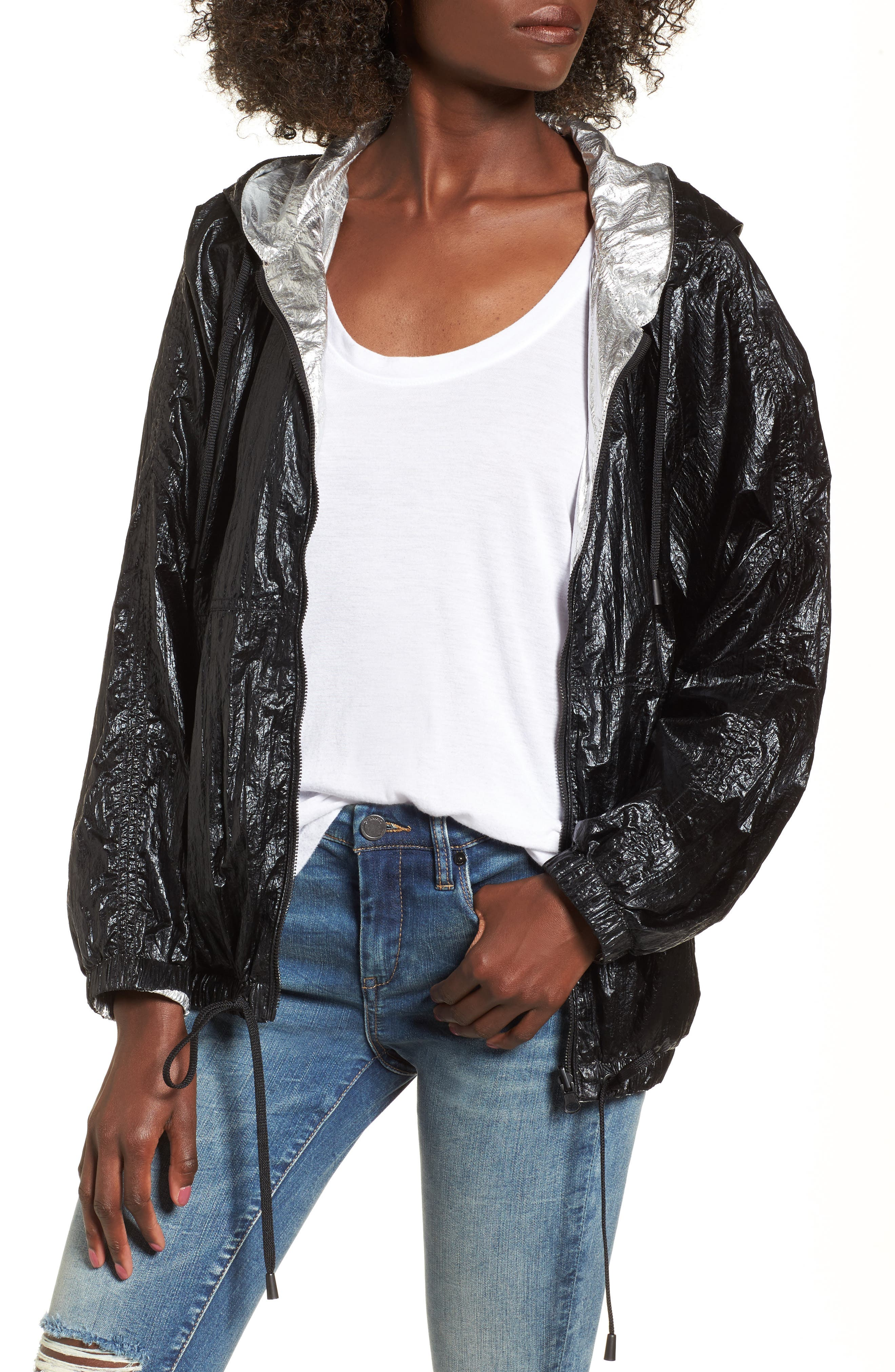 Reversible Jacket,                         Main,                         color, 001