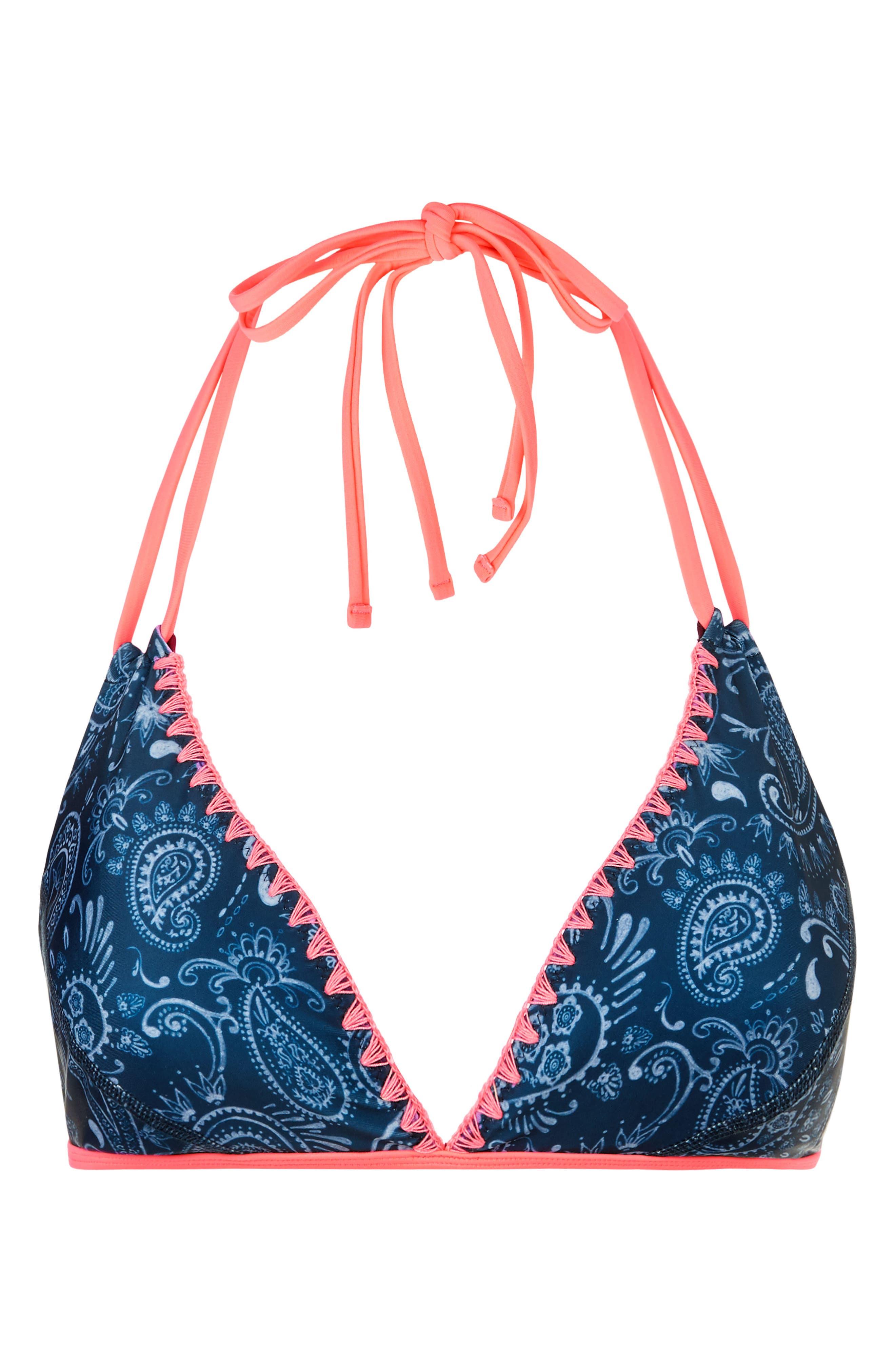 Purity Reversible Bikini Top,                             Alternate thumbnail 6, color,