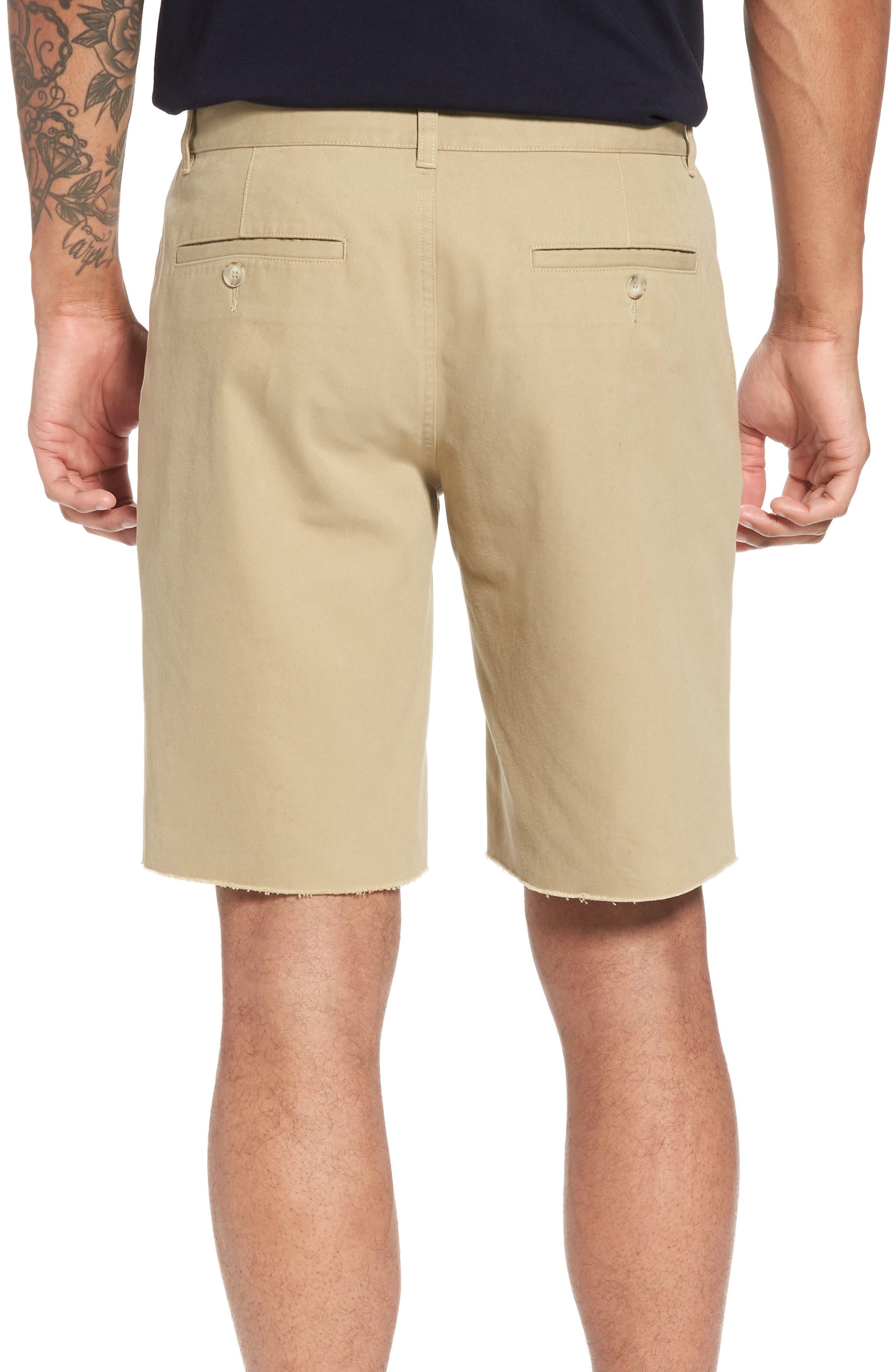 Slim Fit Chino Shorts,                             Alternate thumbnail 2, color,                             250
