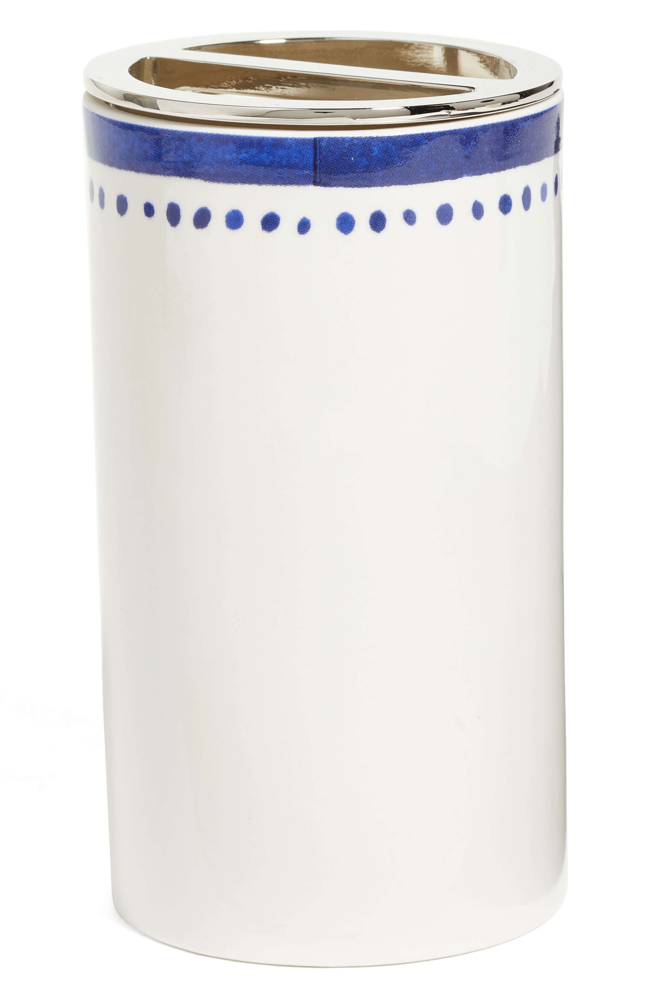 deco dot toothbrush holder,                             Main thumbnail 1, color,                             415