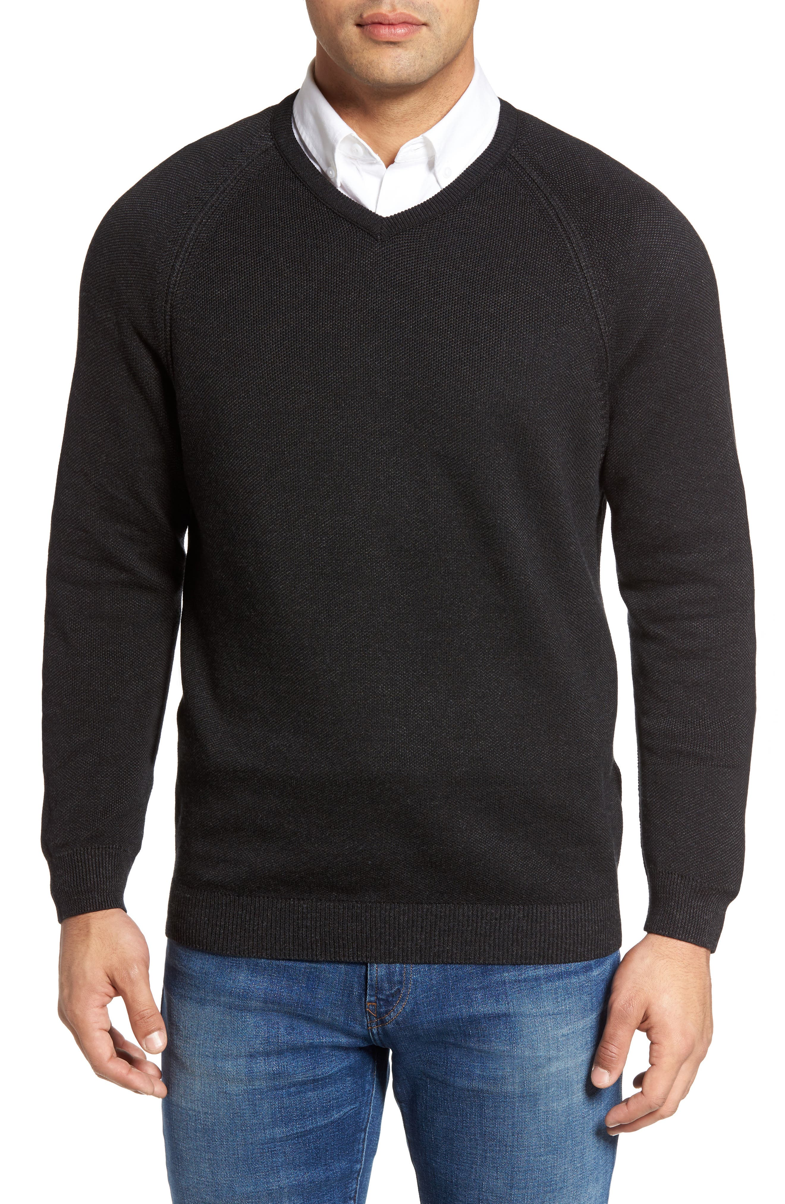 Make Mine a Double Sweater,                             Alternate thumbnail 4, color,                             001