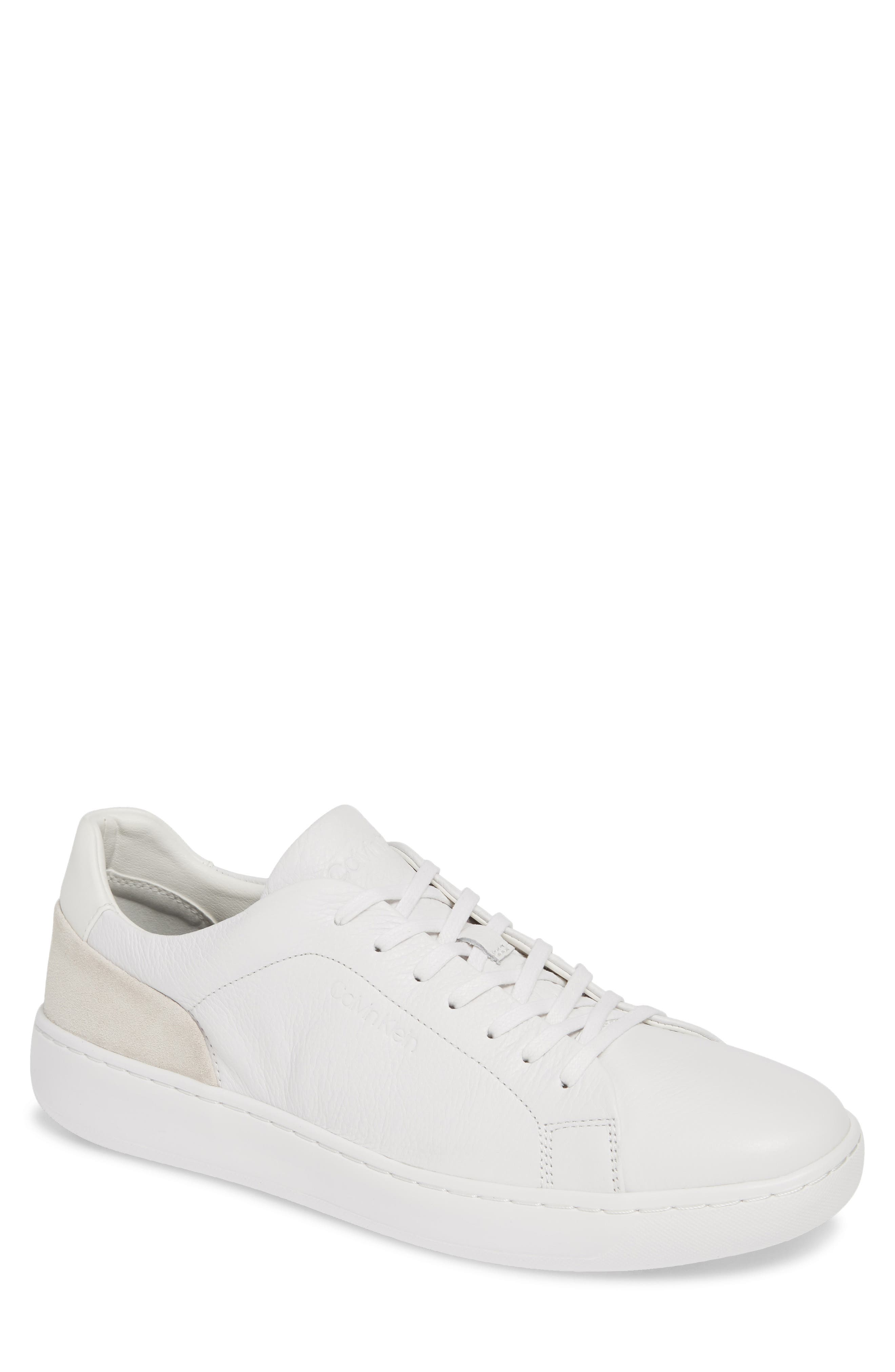 Calvin Klein Fuego Sneaker, White