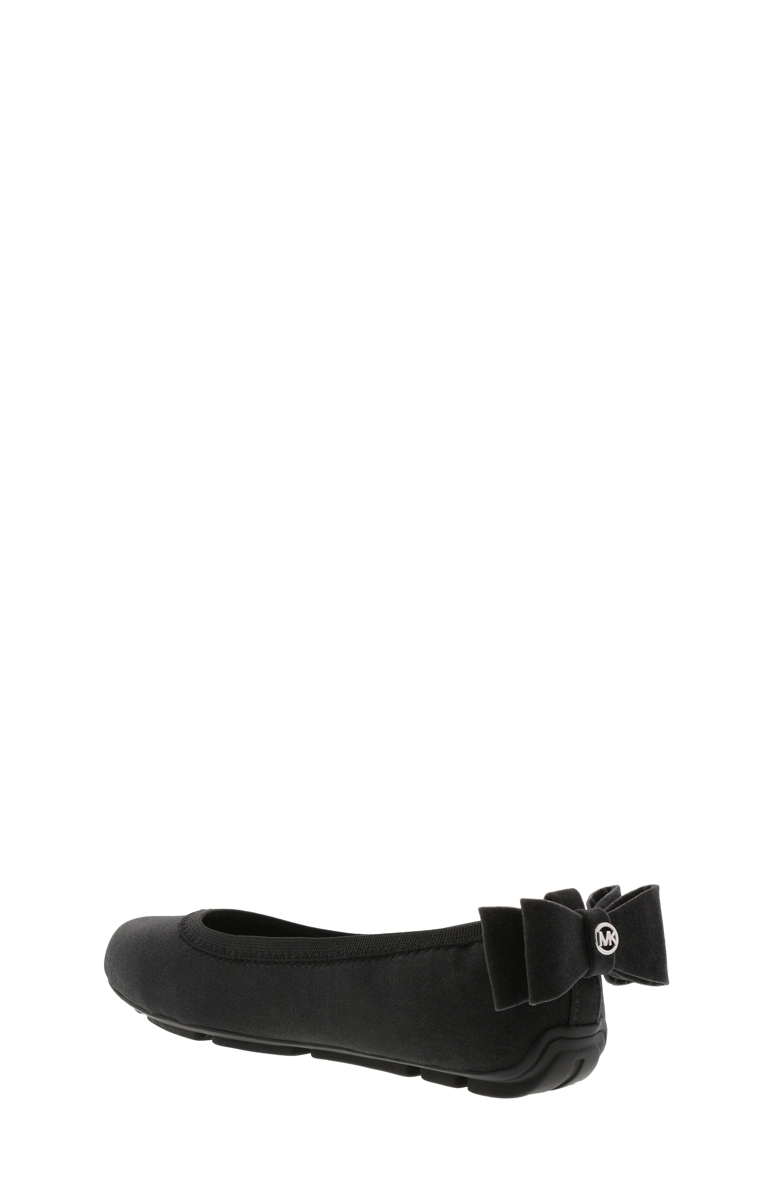 MICHAEL MICHAEL KORS,                             Rover Ellie Flat,                             Alternate thumbnail 2, color,                             BLACK