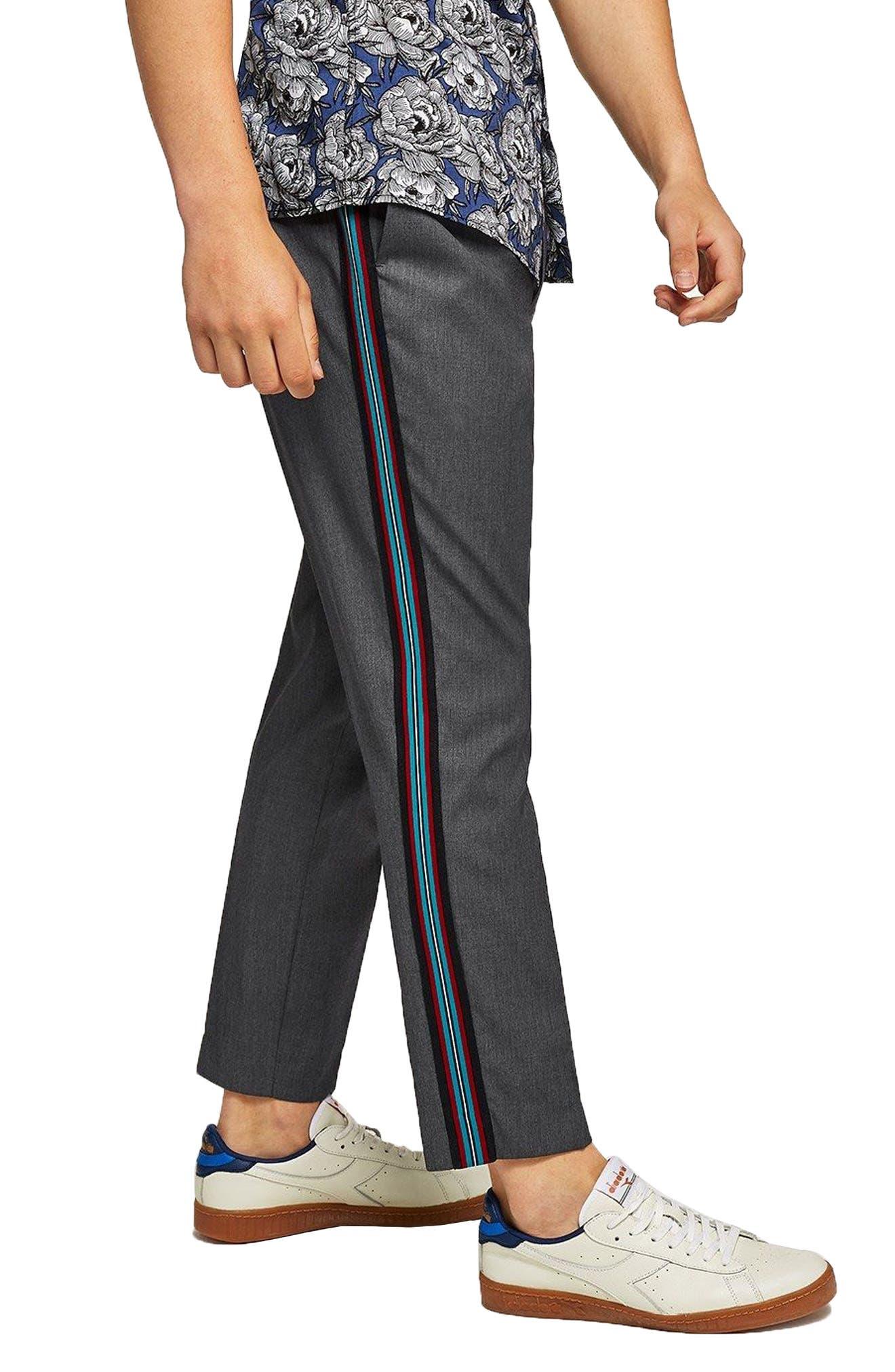 Mélange Slim Jogger Pants,                             Main thumbnail 1, color,                             020