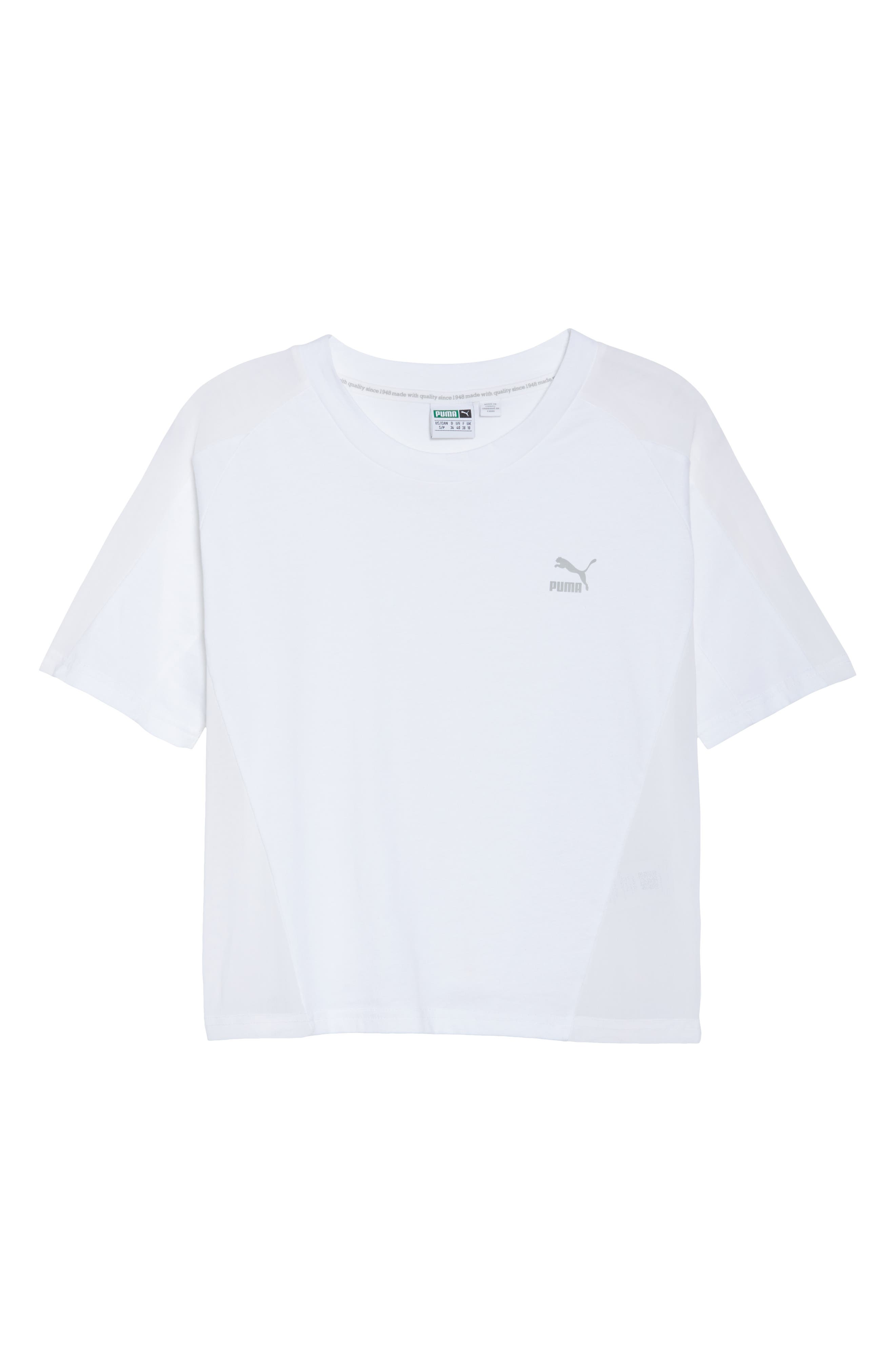 Archive Tee,                             Alternate thumbnail 7, color,