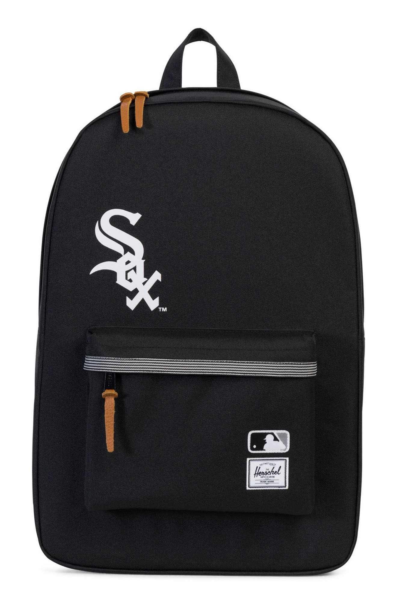 Herschel Supply Co. Heritage Chicago White Sox Backpack - Black