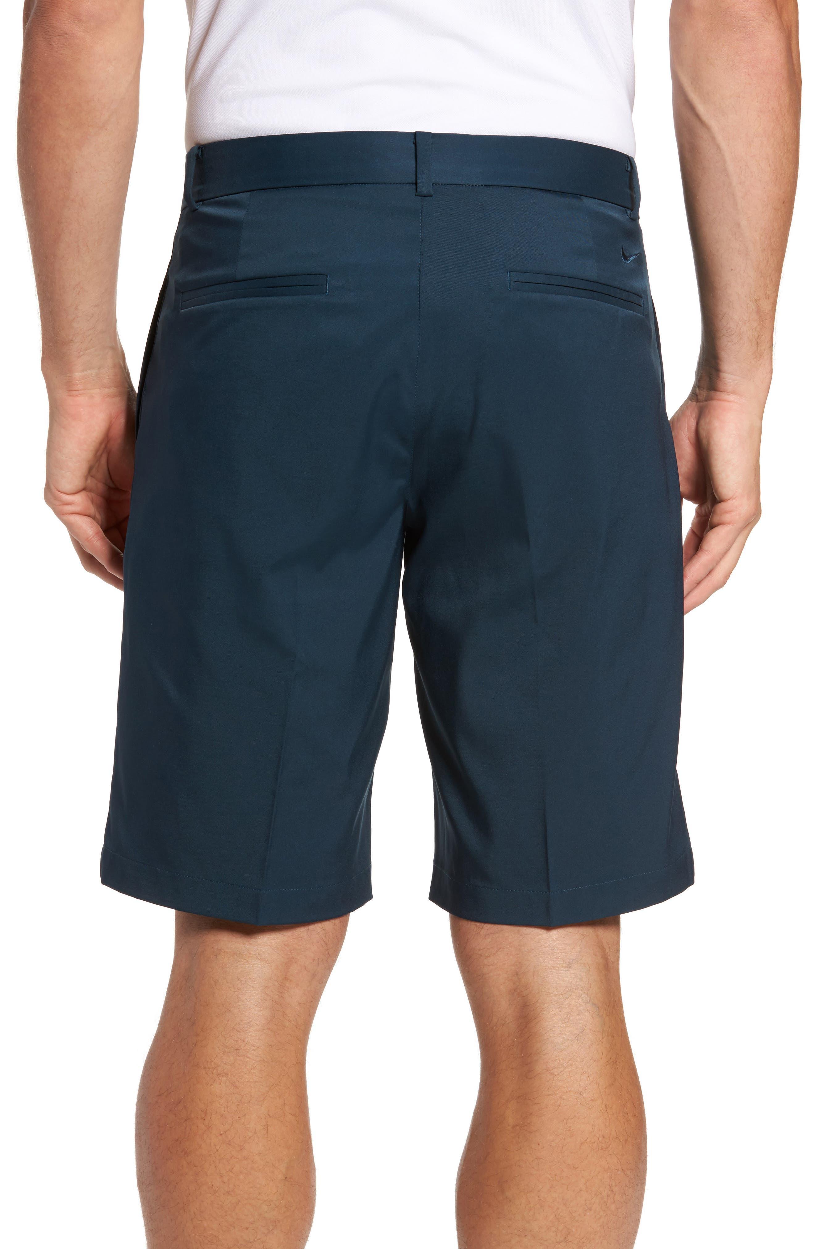 Flat Front Golf Shorts,                             Alternate thumbnail 19, color,