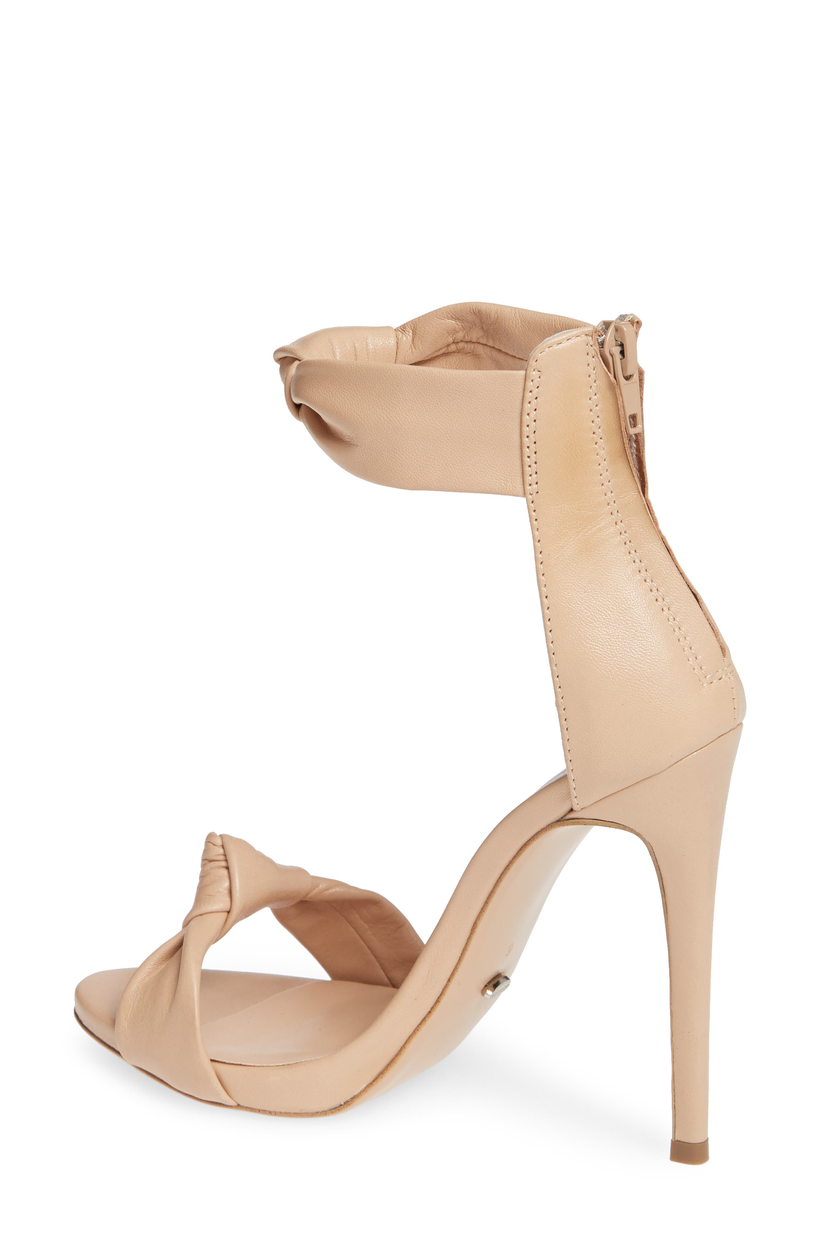Anabelle Sandal,                             Alternate thumbnail 2, color,                             BEIGE LEATHER